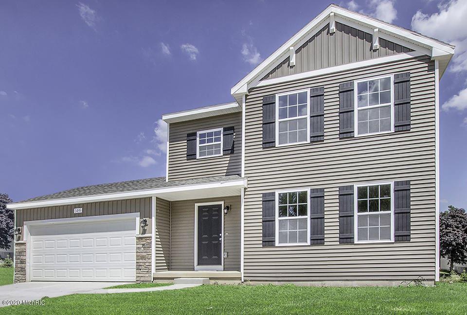 1713 Burr Pond Lane, Vicksburg, MI 49097 - #: 20025769