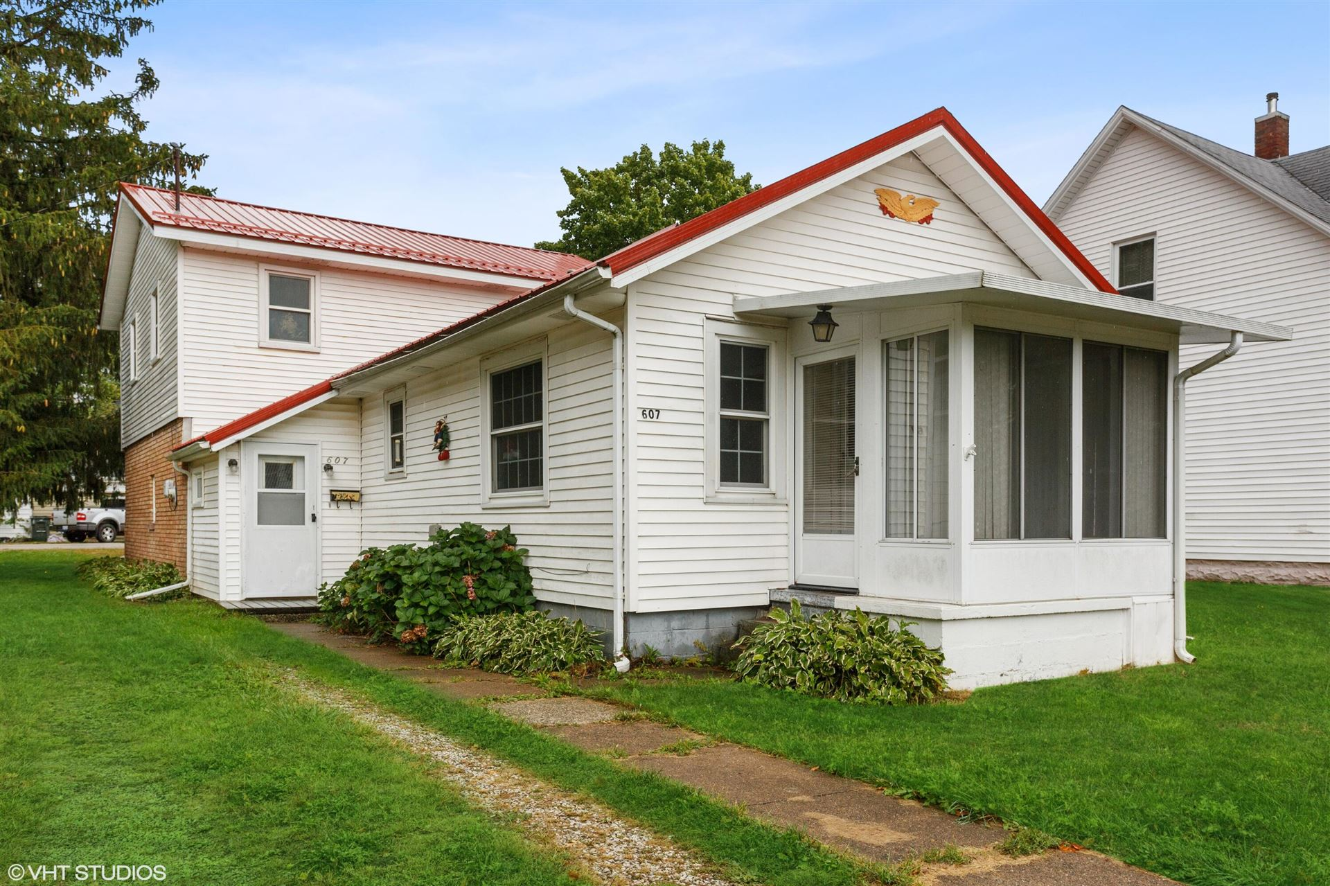 607 Magnolia Street, Three Oaks, MI 49128 - MLS#: 21107778