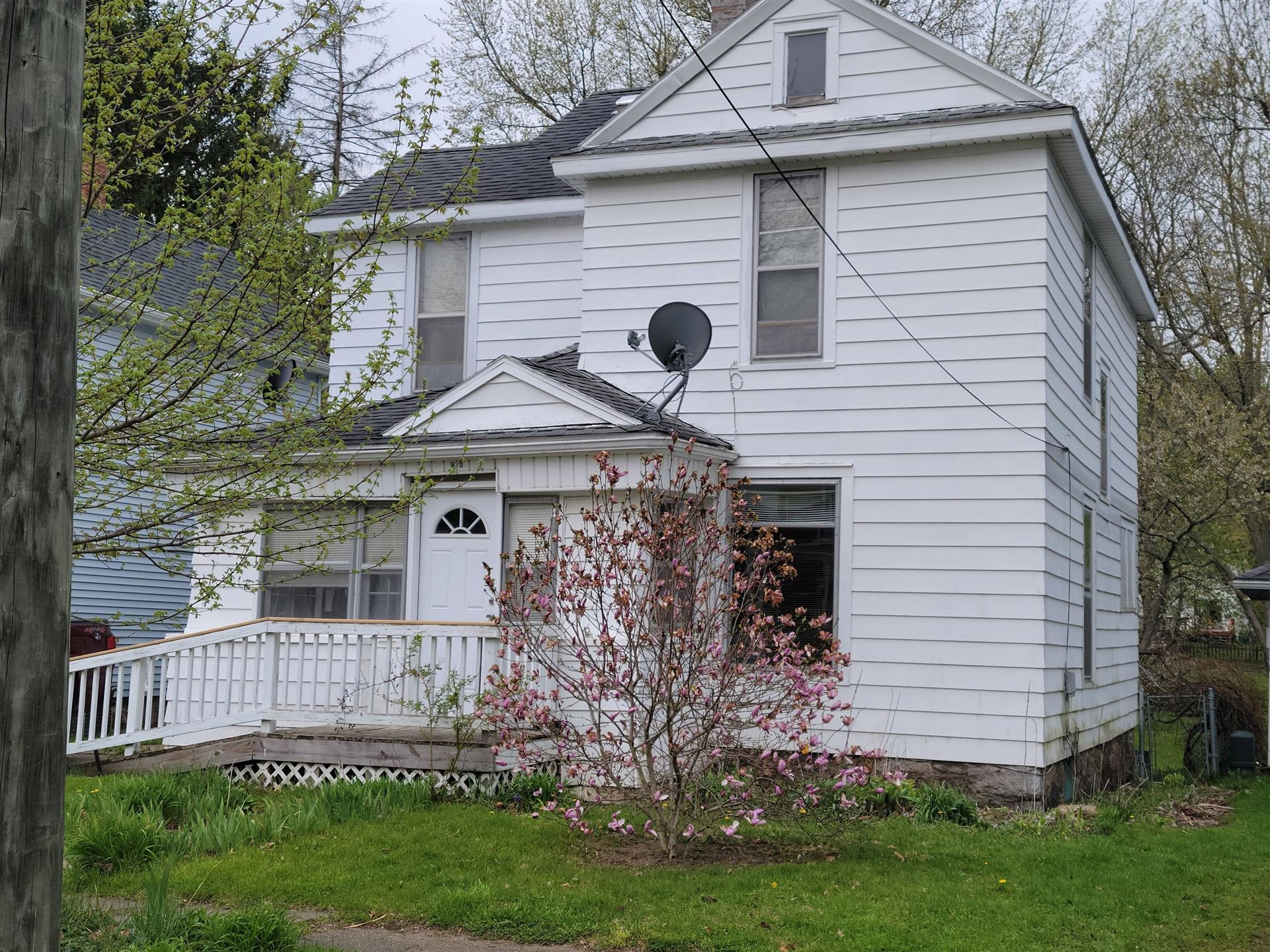 26 N Norwood Street, Hillsdale, MI 49242 - MLS#: 21015779