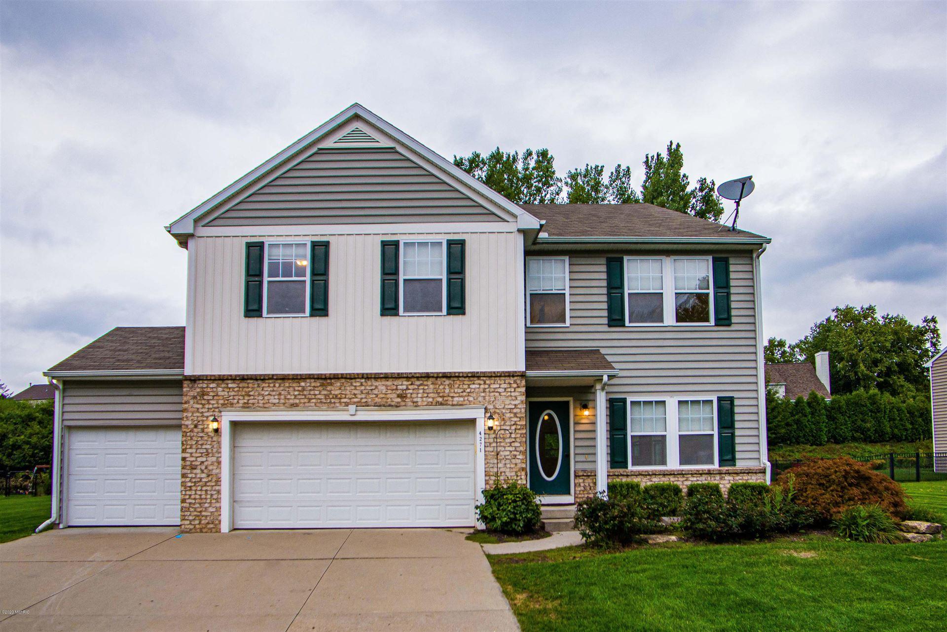 4271 Woodside Oaks Drive SE, Grand Rapids, MI 49546 - MLS#: 20038781