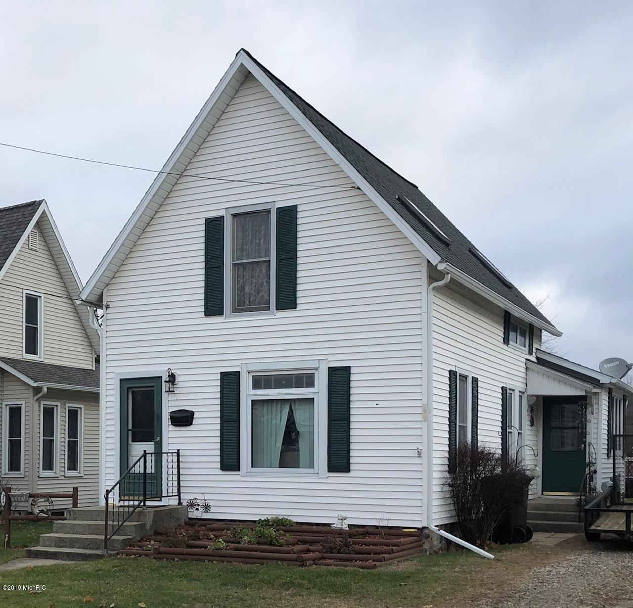 204 Wright Street, Jonesville, MI 49250 - #: 19056783