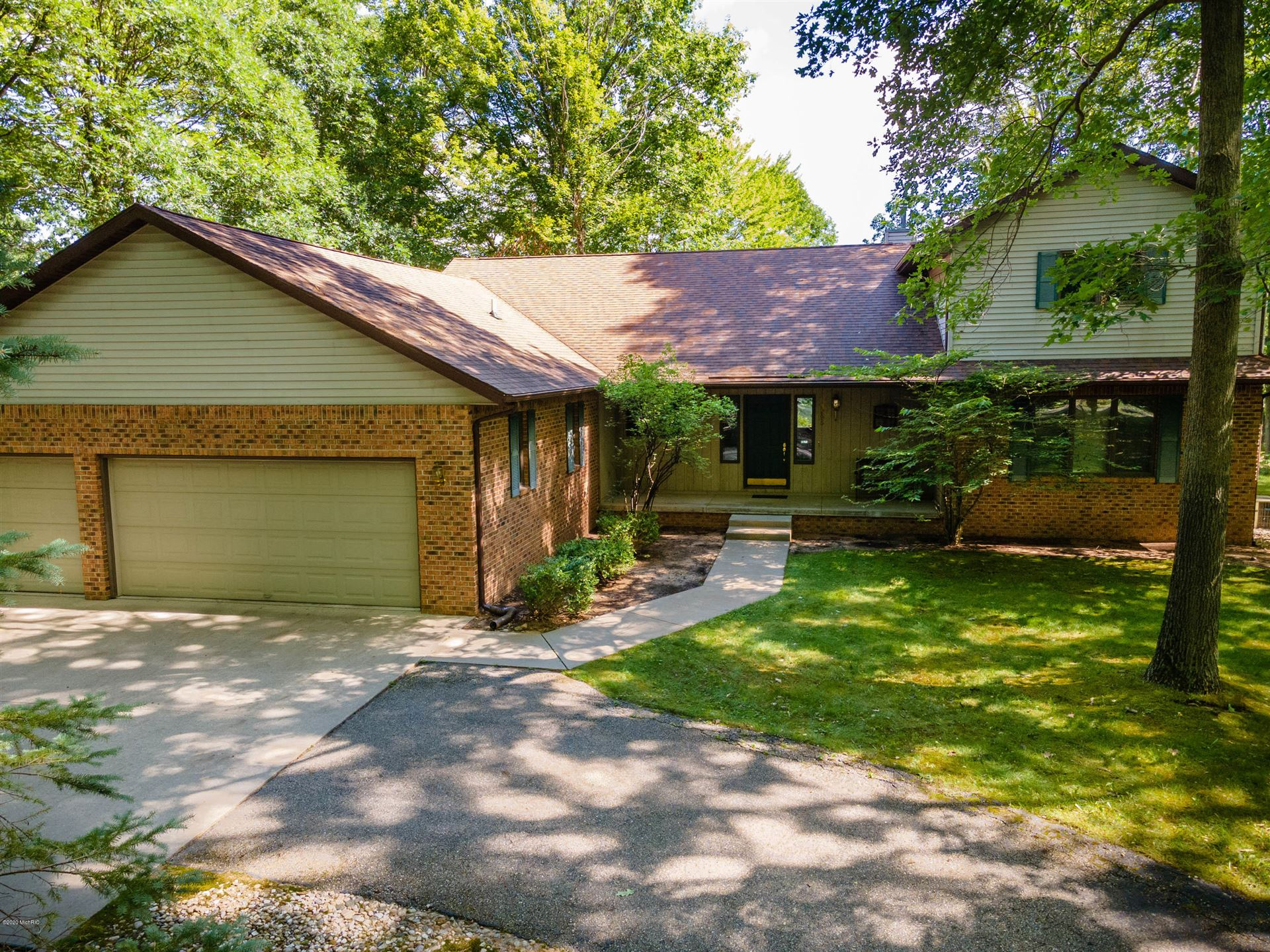 9534 Sunset Drive, Canadian Lakes, MI 49346 - MLS#: 20029786