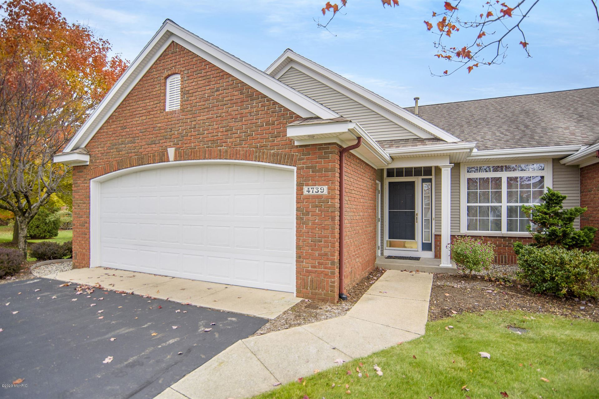 4739 Hedgestone Court, Holland, MI 49423 - #: 20045786