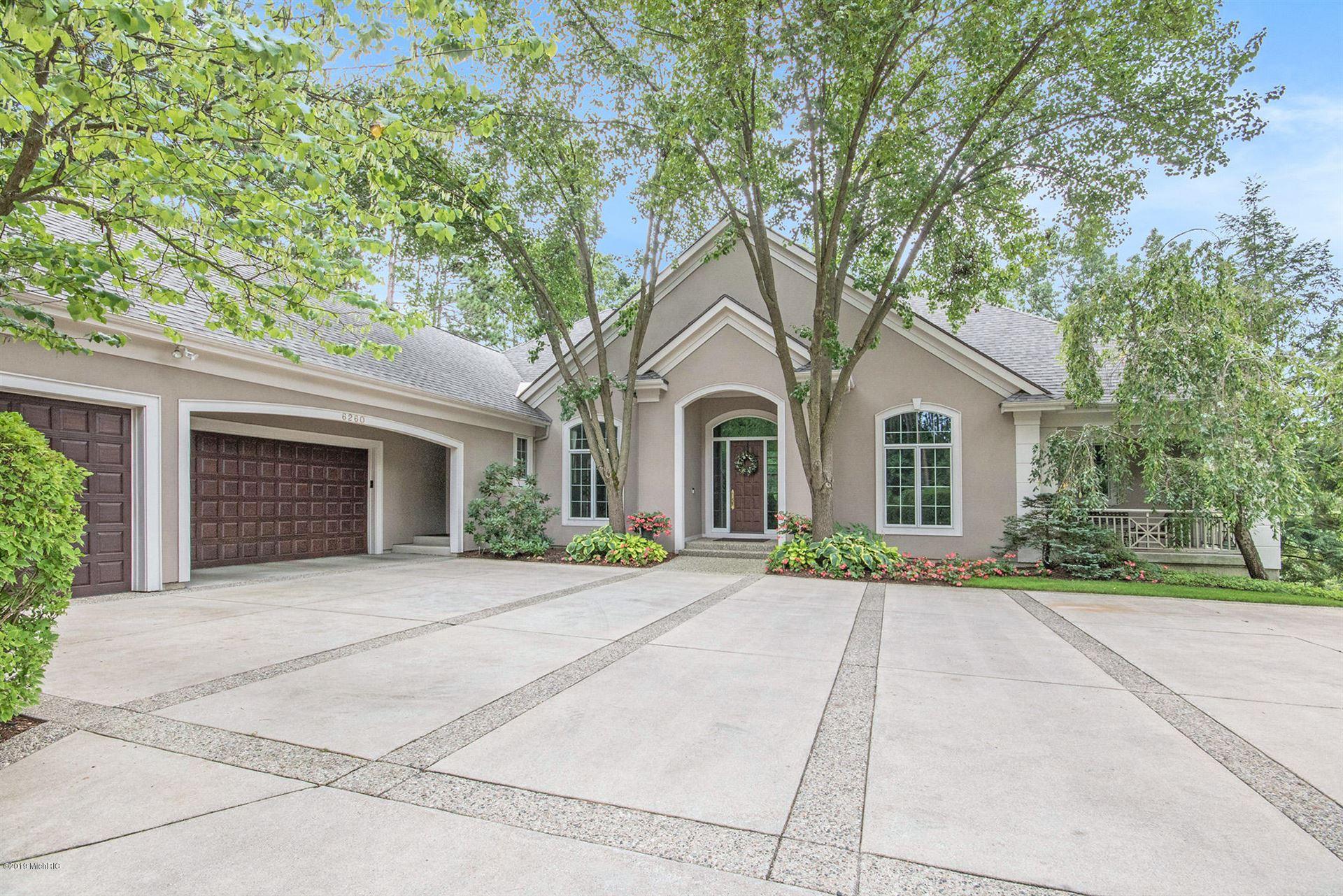 6260 Meadowood Trails Court SE, Grand Rapids, MI 49546 - #: 19039787