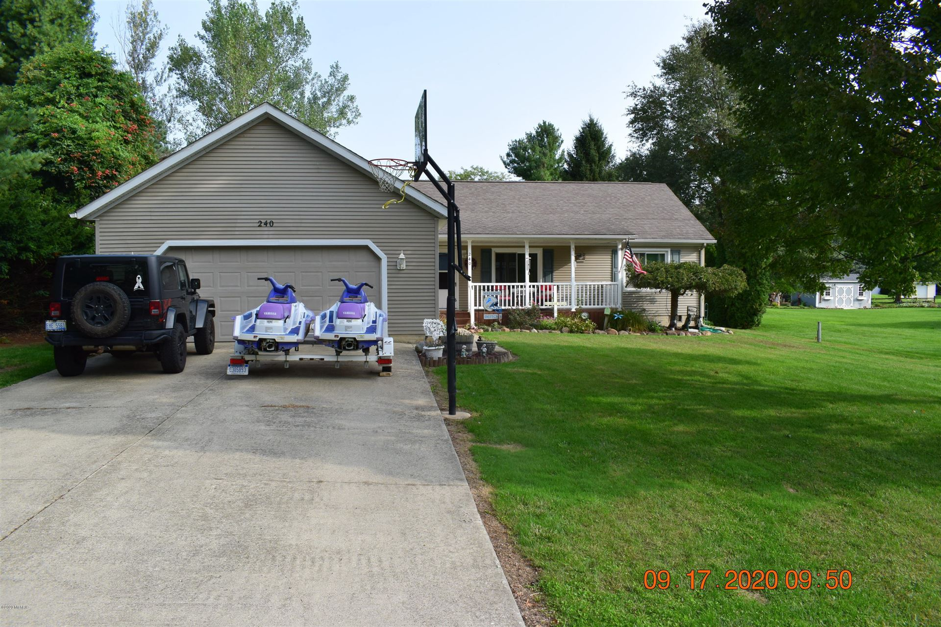 240 Treasure Lane, Coldwater, MI 49036 - MLS#: 20038788