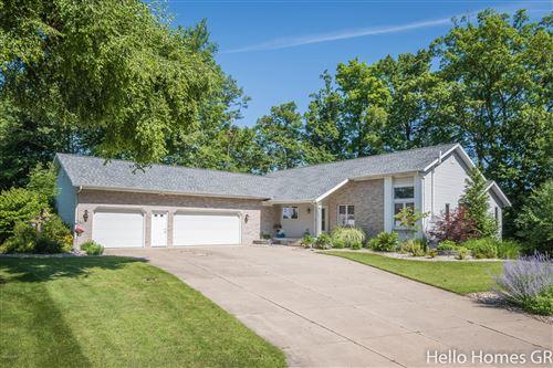Photo of 3355 Falcon Ridge Drive NE, Grand Rapids, MI 49525 (MLS # 20031790)