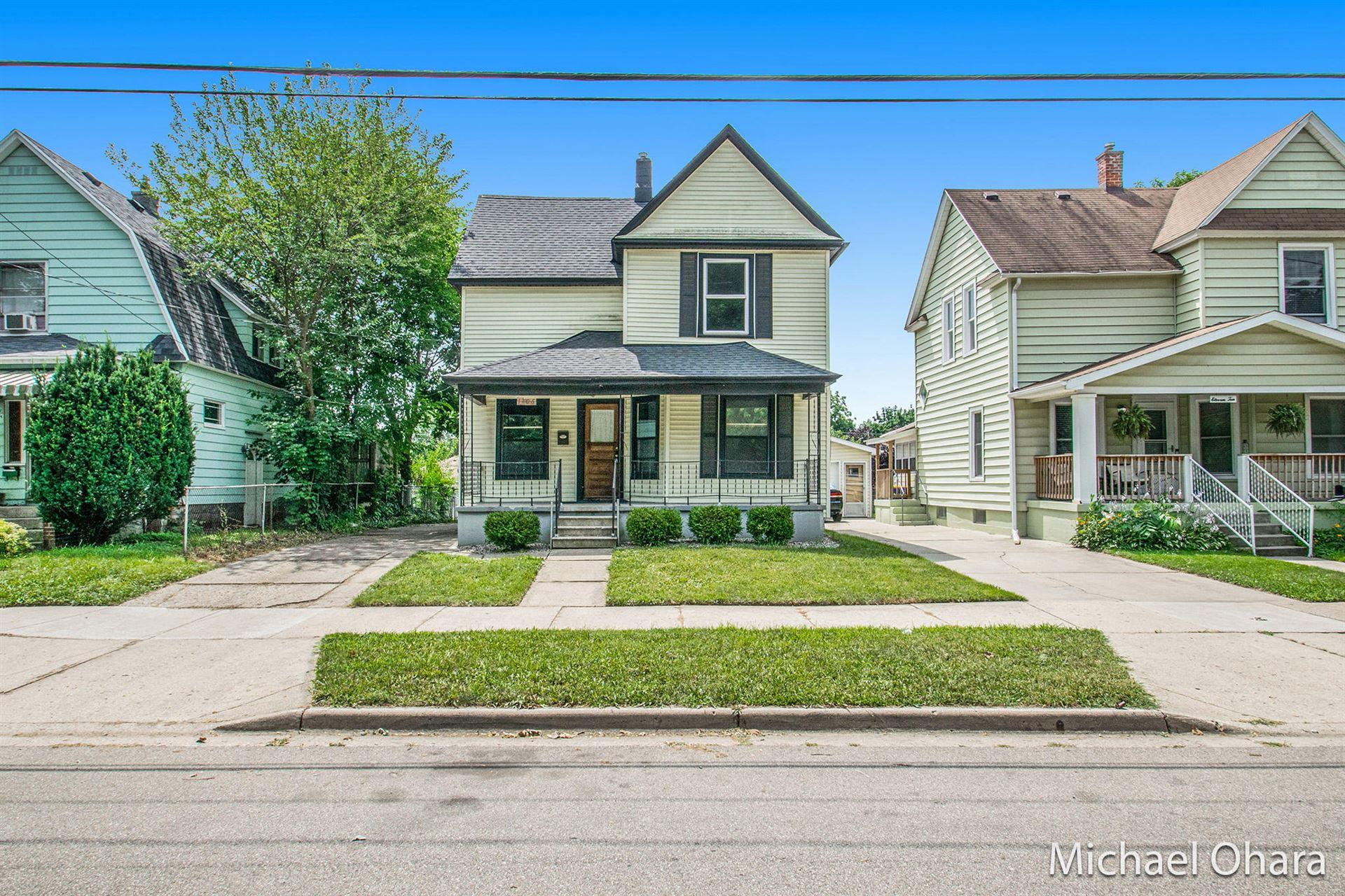 1106 Sibley Street NW, Grand Rapids, MI 49504 - MLS#: 21094794