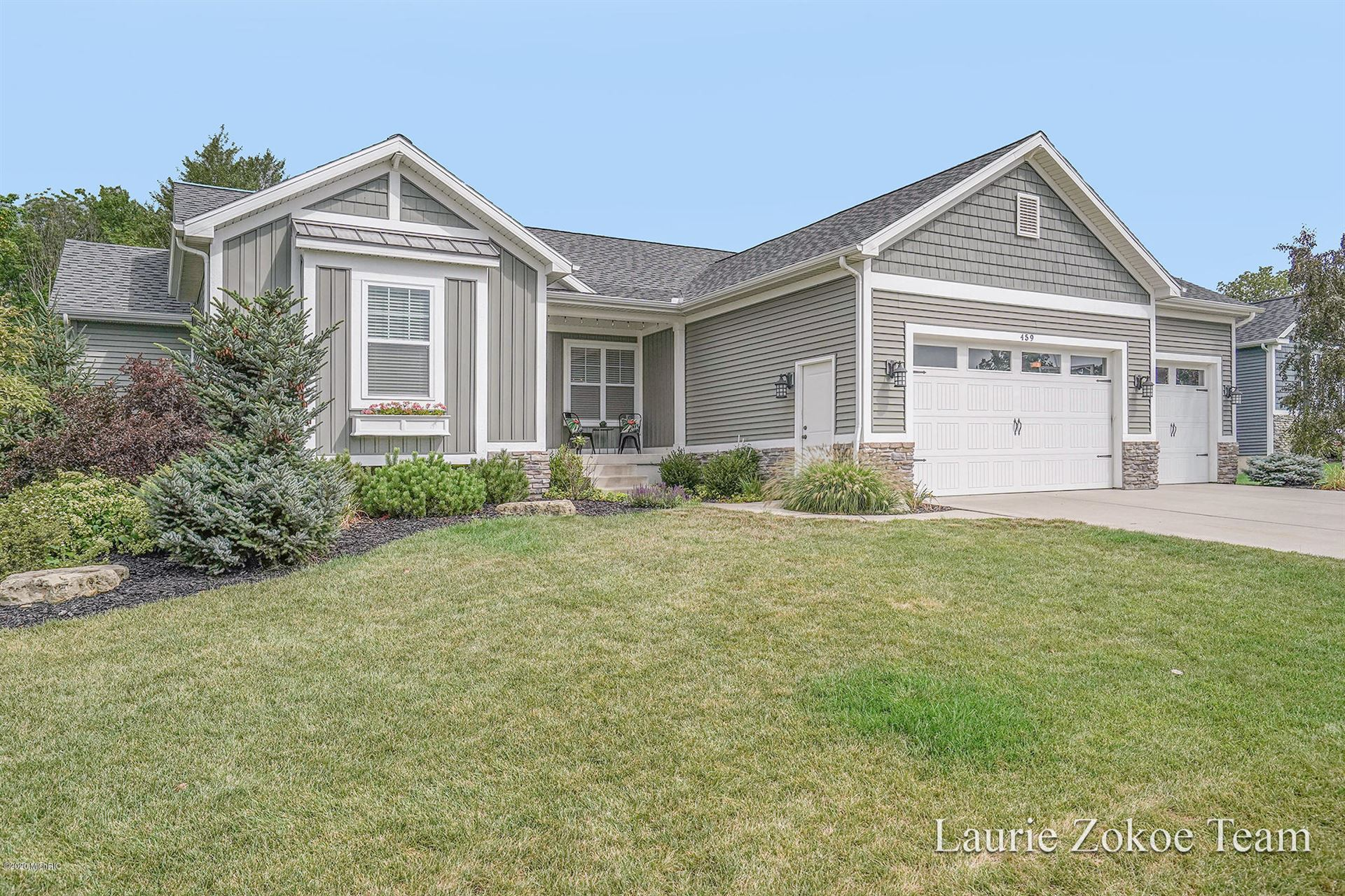 459 Ivy Grove North NW, Grand Rapids, MI 49534 - MLS#: 20035796