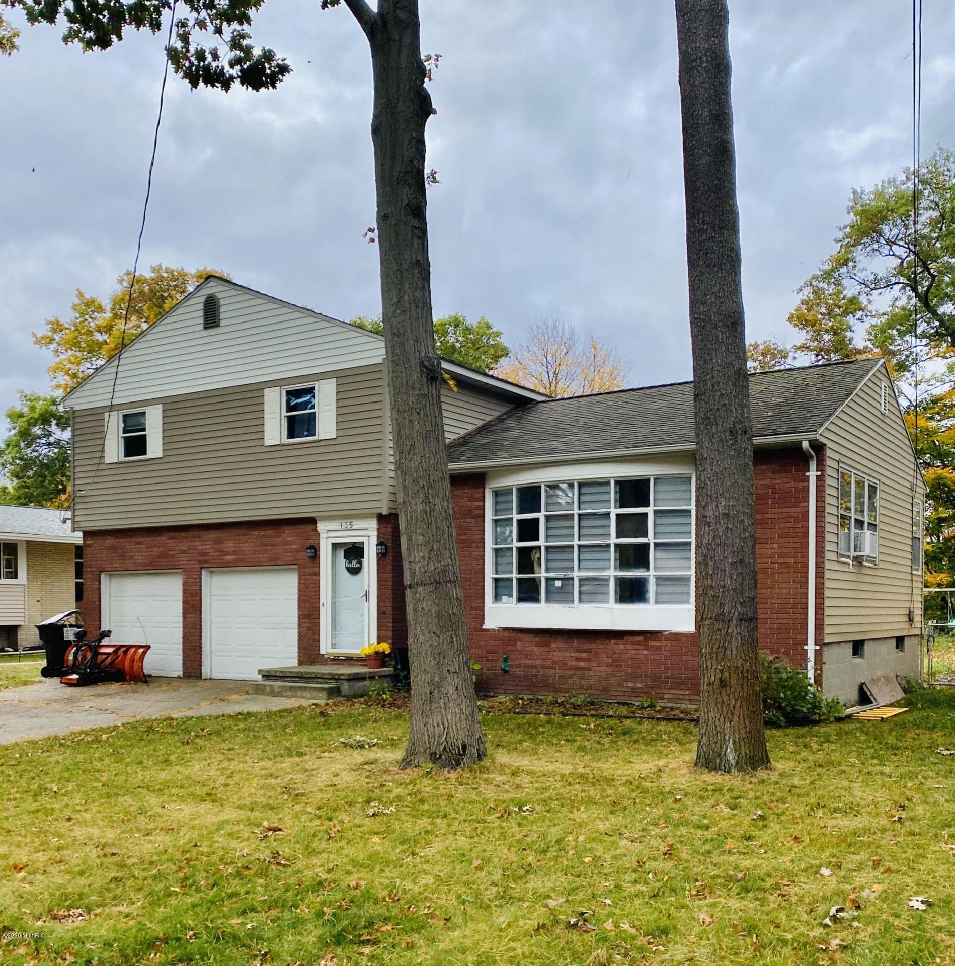 135 California Avenue, Muskegon, MI 49445 - MLS#: 20043801