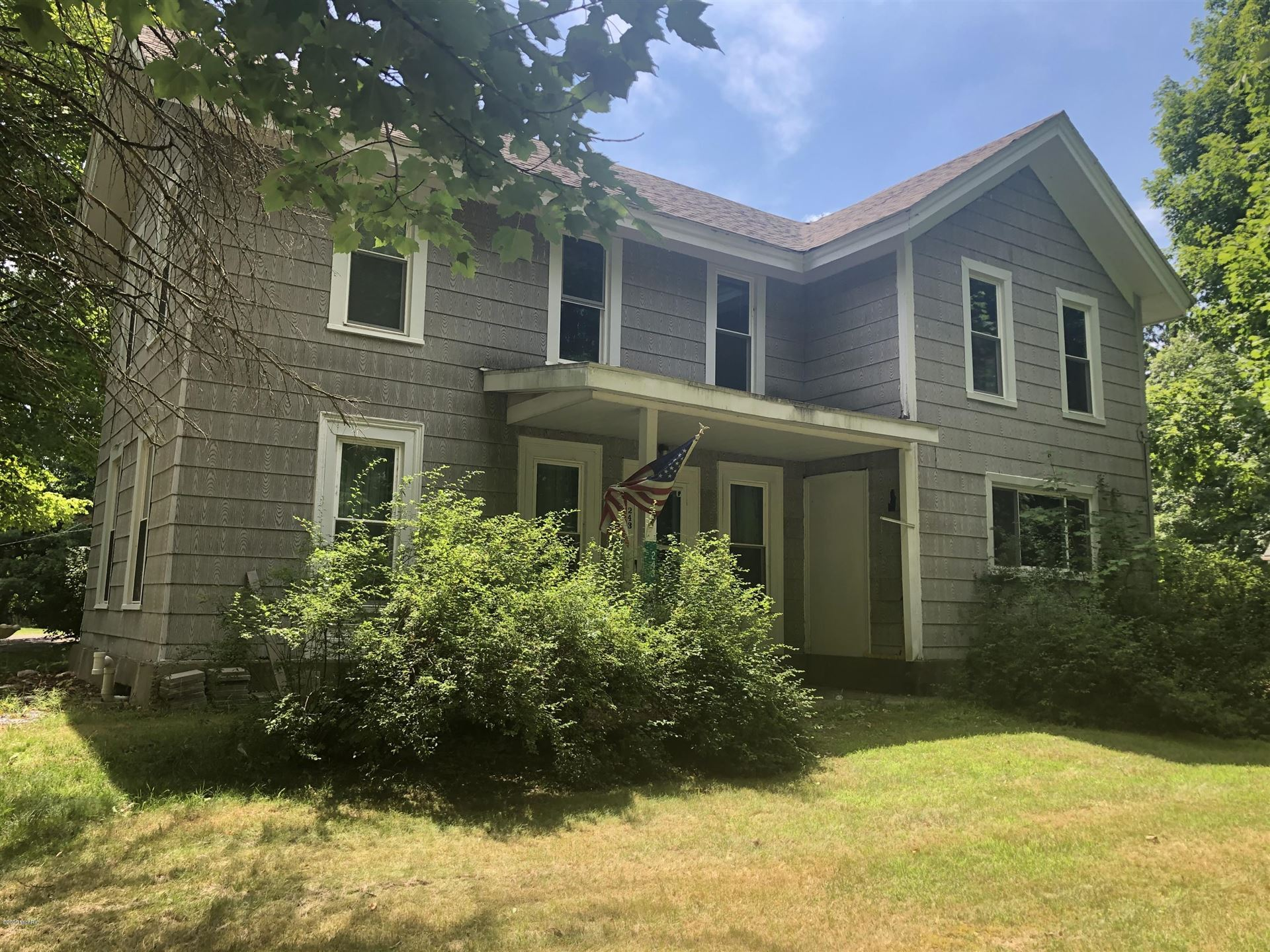 243 Marshall Street, Litchfield, MI 49252 - #: 20027802