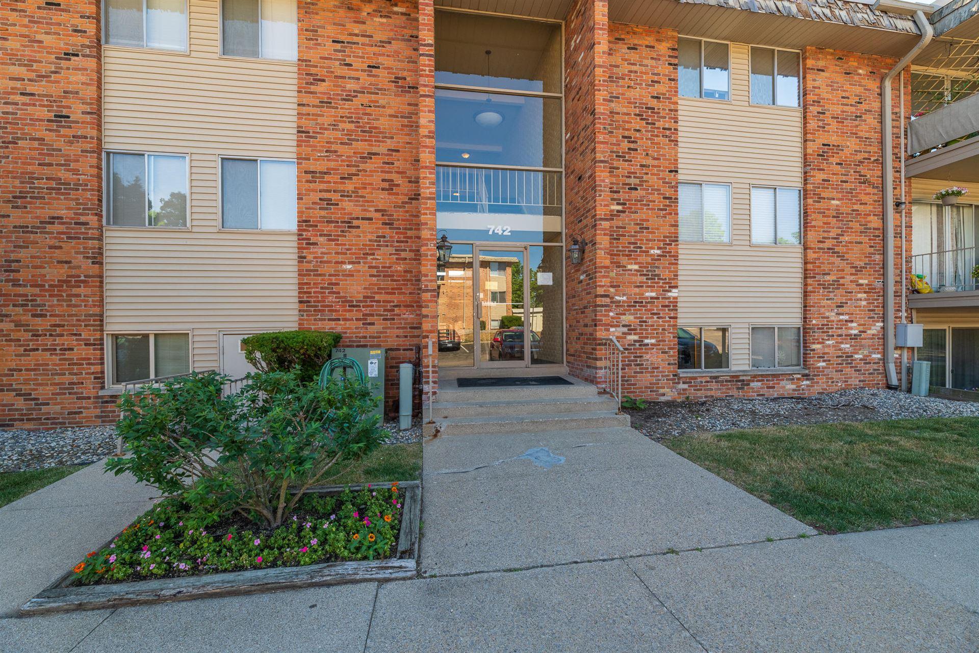 742 W Kilgore Road #206, Kalamazoo, MI 49008 - MLS#: 21023802
