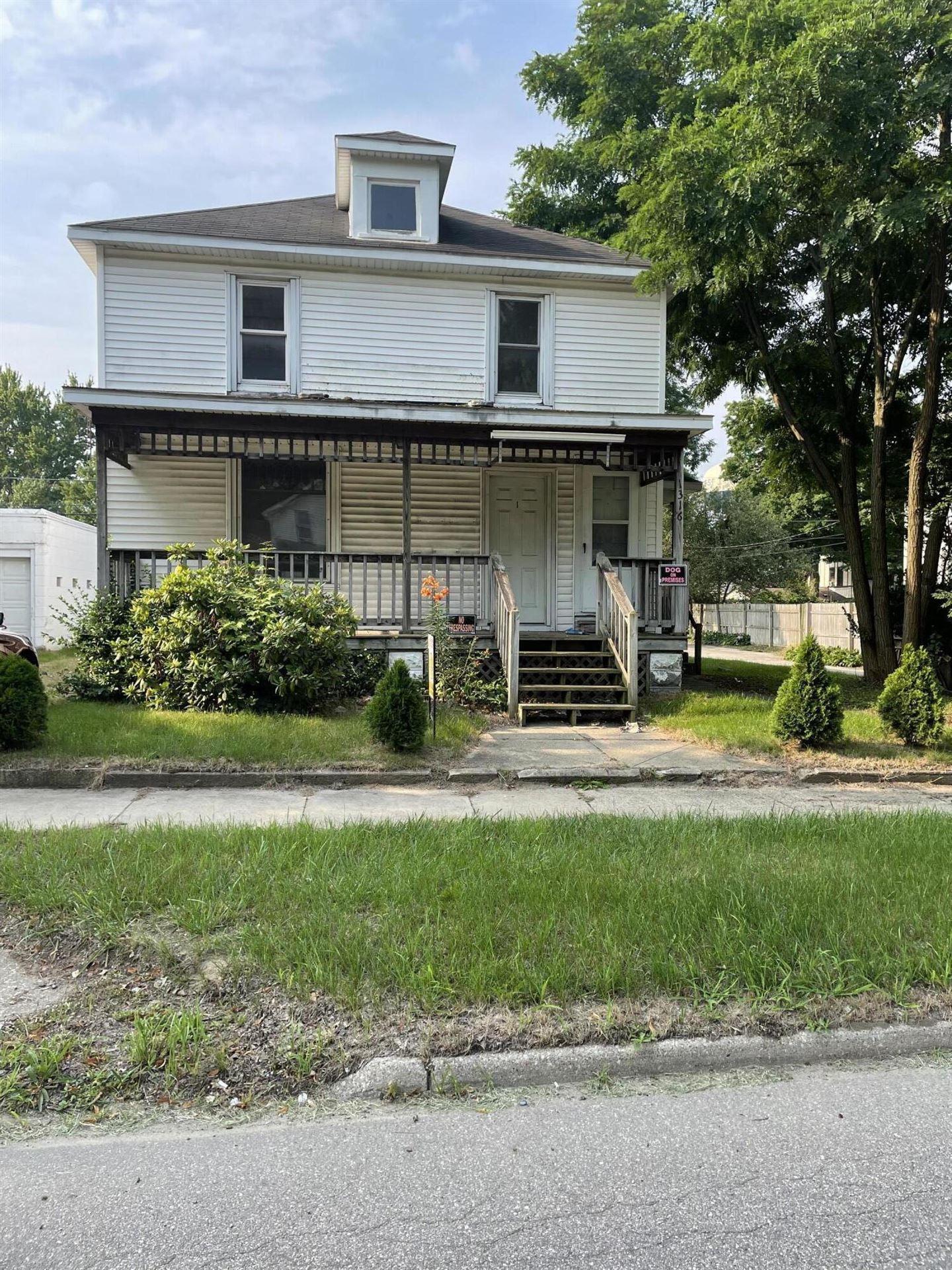 1316 Oak Street, Niles, MI 49120 - MLS#: 21094803