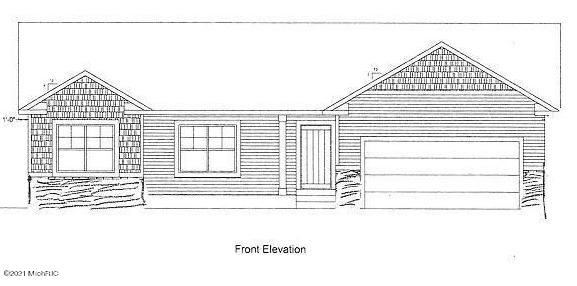 5361 N Point Drive, Pierson, MI 49339 - MLS#: 20036805