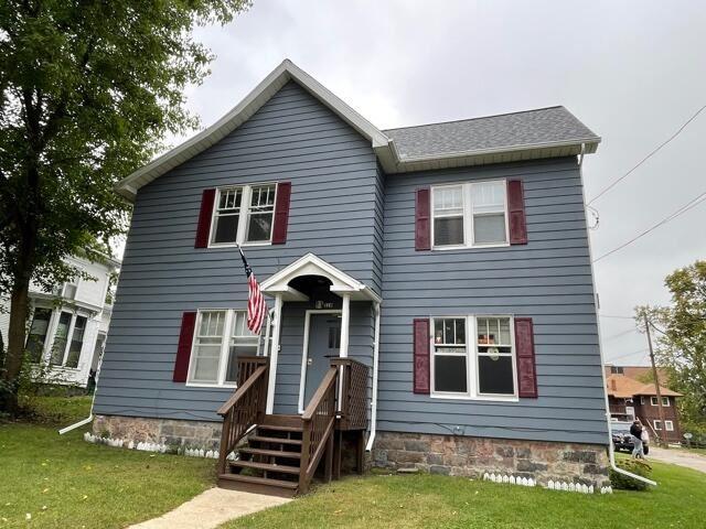 316 W Wesley Street, Jackson, MI 49201 - MLS#: 21109810