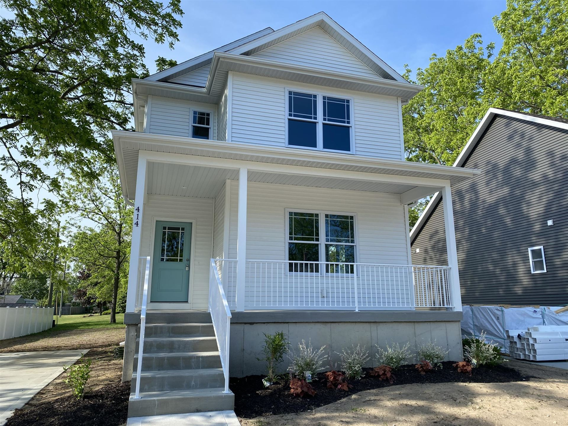 414 Edgell Street, South Haven, MI 49090 - MLS#: 21000815