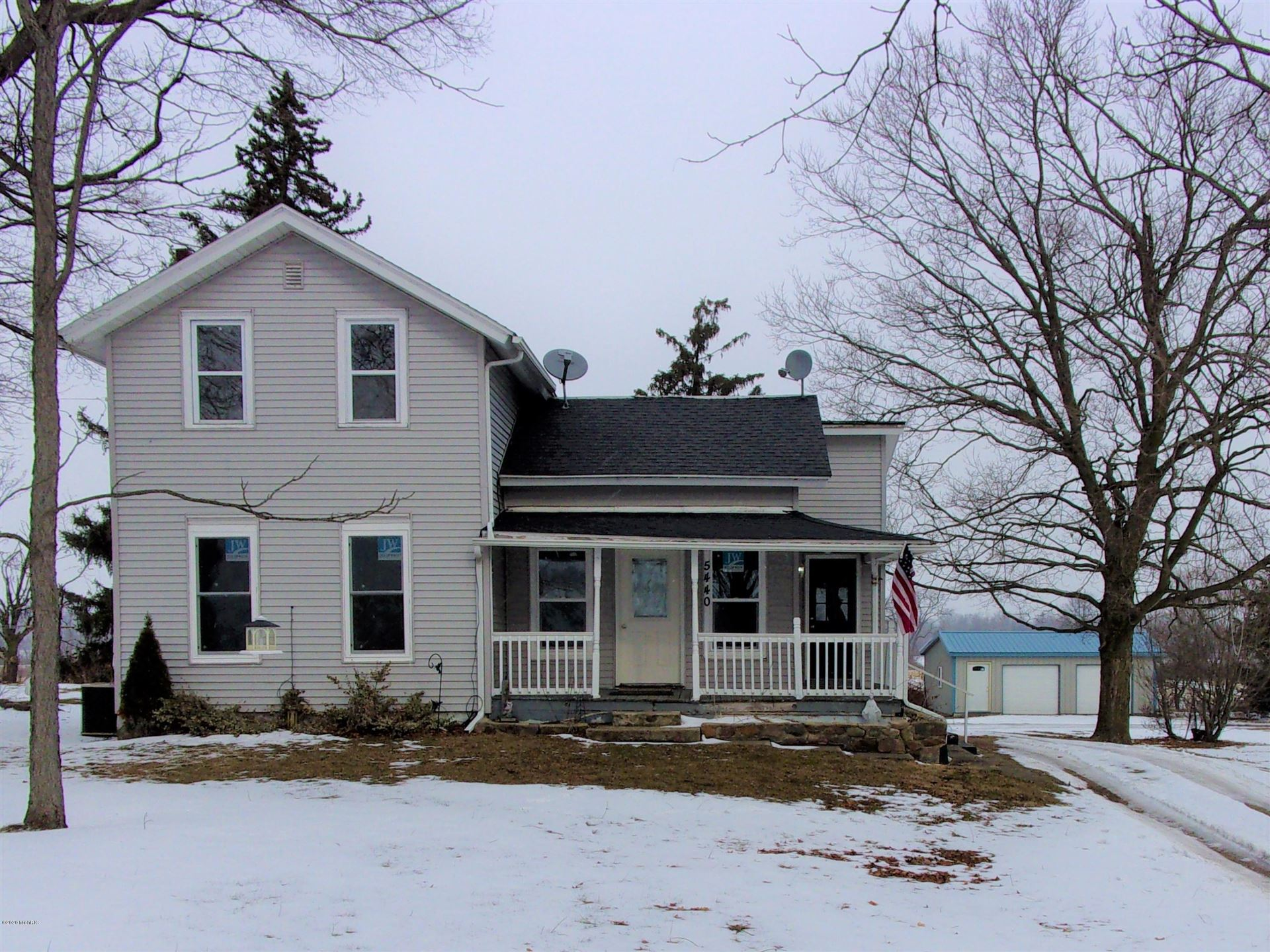 5440 W Card Road, Reading, MI 49274 - #: 20003816
