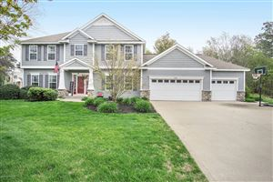 Photo of 9140 Winterberry Drive, West Olive, MI 49460 (MLS # 19021818)