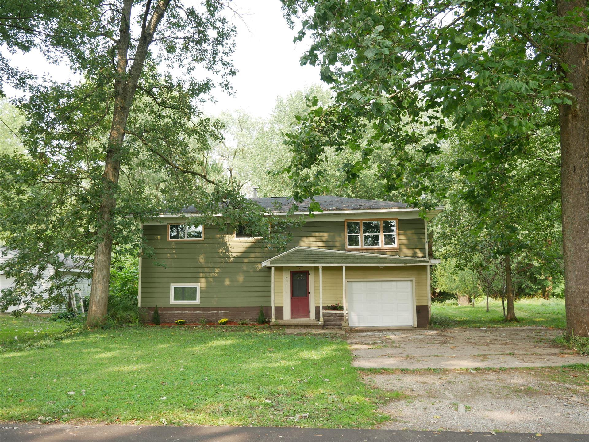 4571 Abrigador Trail NE, Comstock Park, MI 49321 - MLS#: 20038818