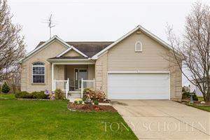 Photo of 4356 Redstone Court, Grandville, MI 49418 (MLS # 19016822)