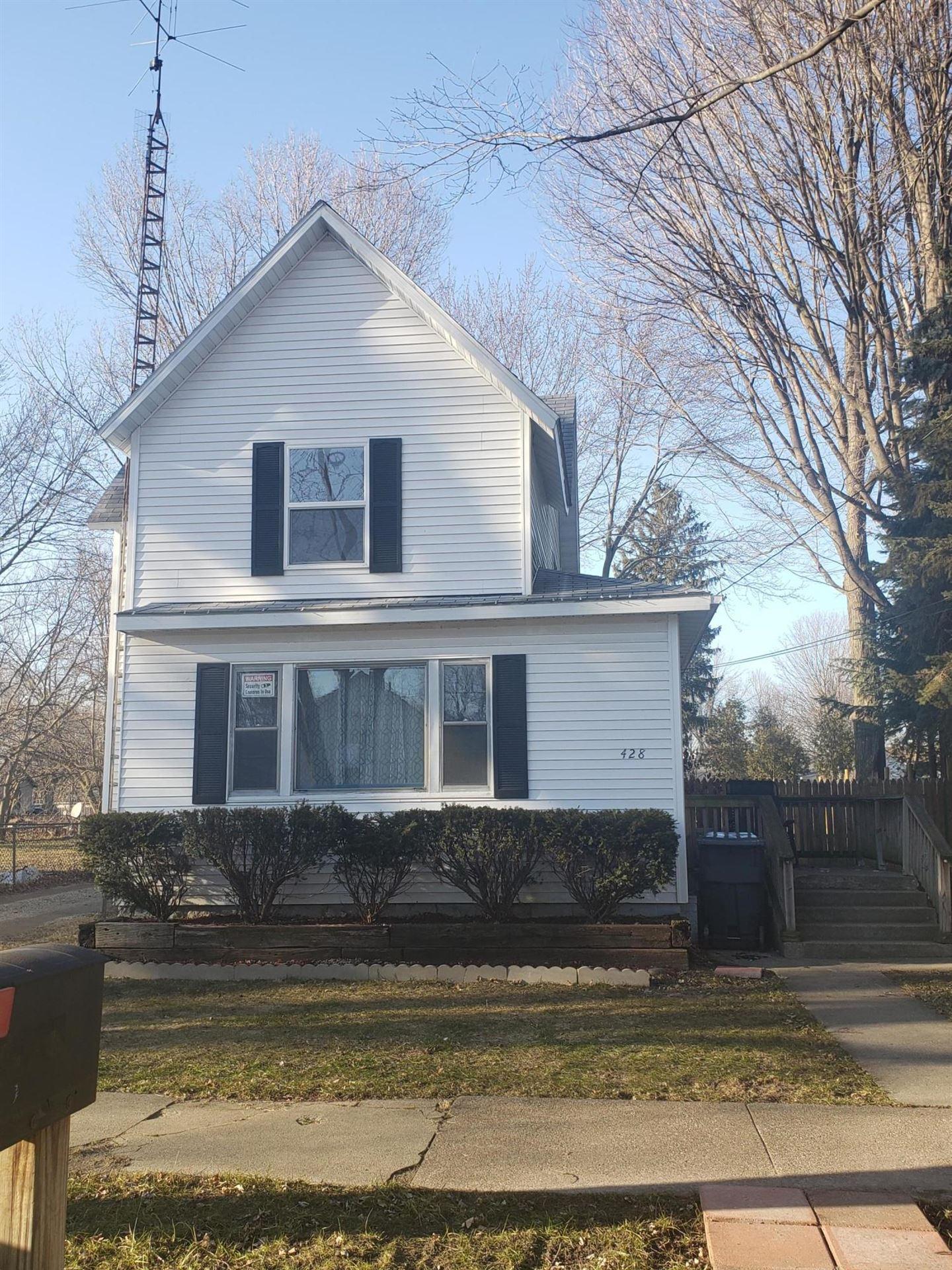 428 Elm Street, Watervliet, MI 49098 - MLS#: 21006823