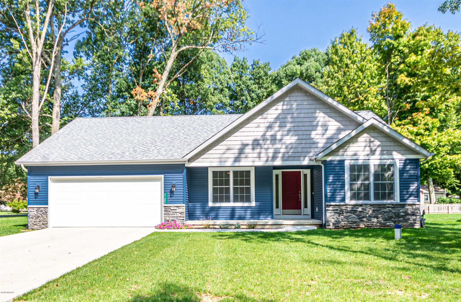 21602 Maple Glen Circle, Edwardsburg, MI 49112 - MLS#: 20038829