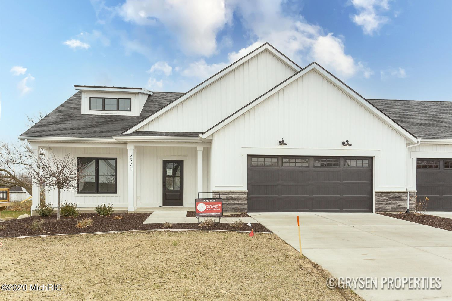 6571 Sheldon Crossing Drive #8, Hudsonville, MI 49426 - MLS#: 20026830