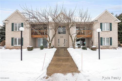 Photo of 3169 E Crystal Waters Drive #1, Holland, MI 49424 (MLS # 20002831)