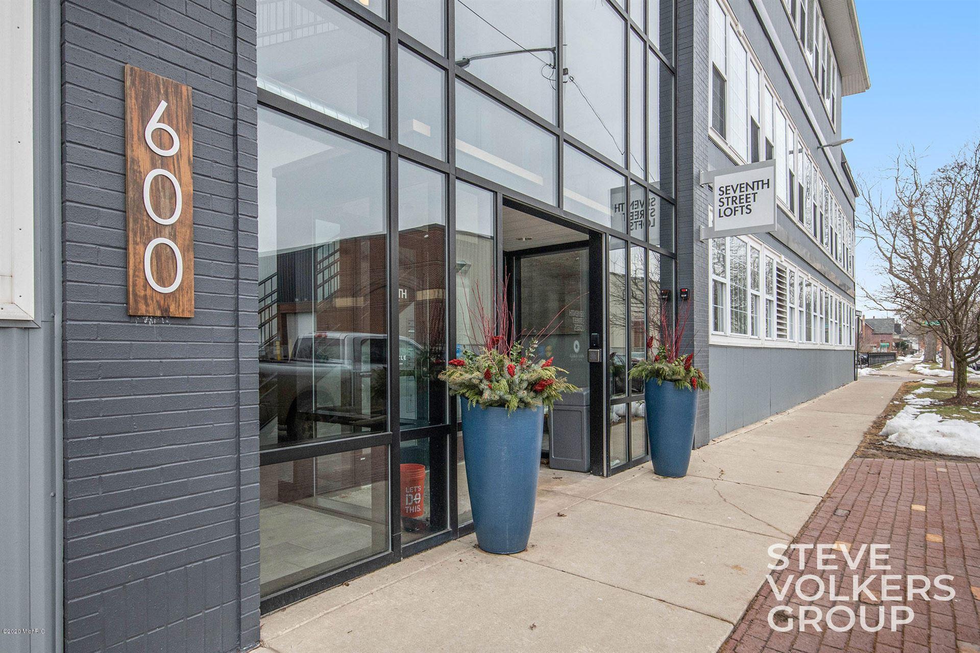 600 7th Street NW #303, Grand Rapids, MI 49504 - MLS#: 20003831