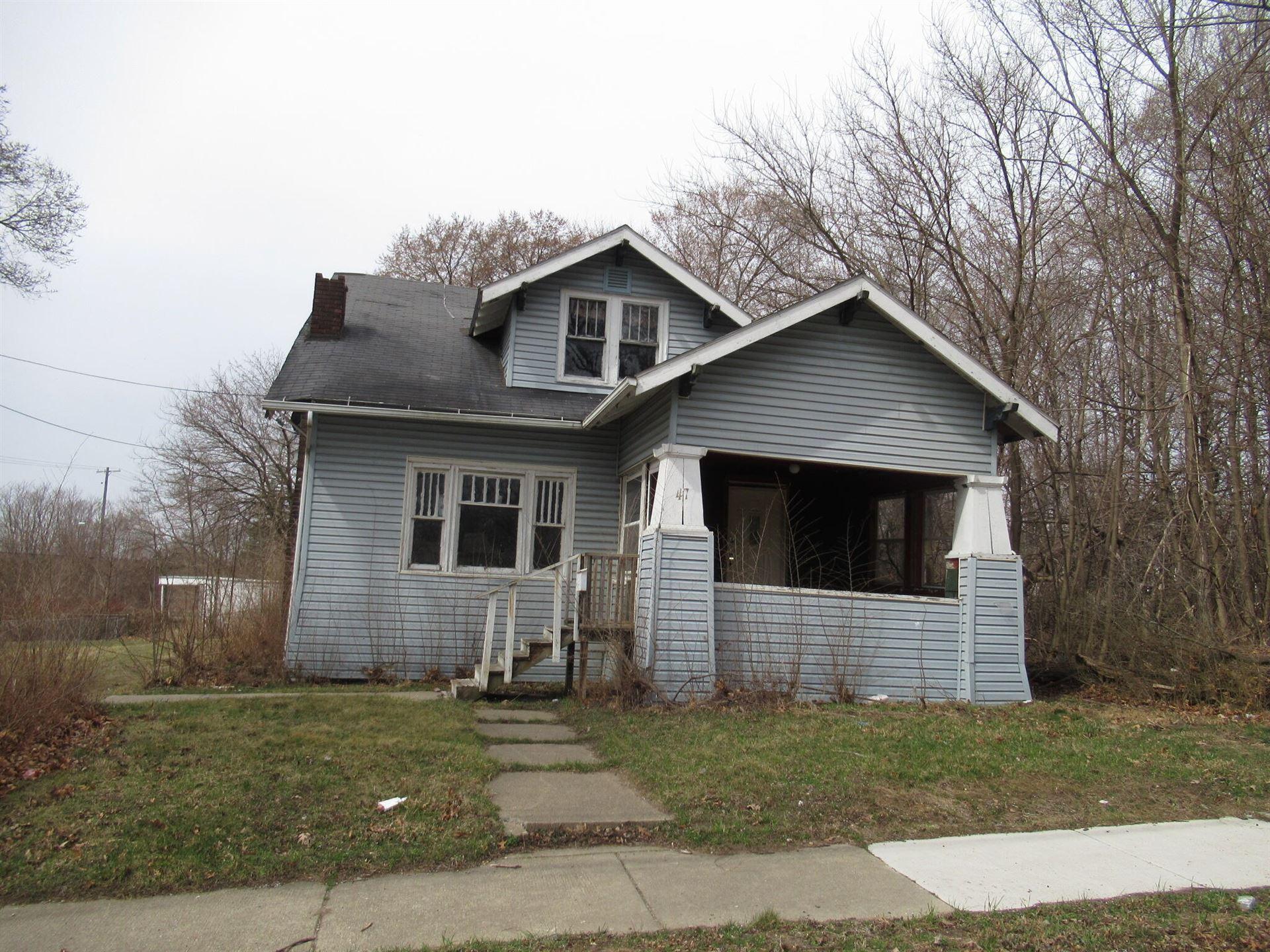47 Hubbard Street, Battle Creek, MI 49037 - MLS#: 21018834