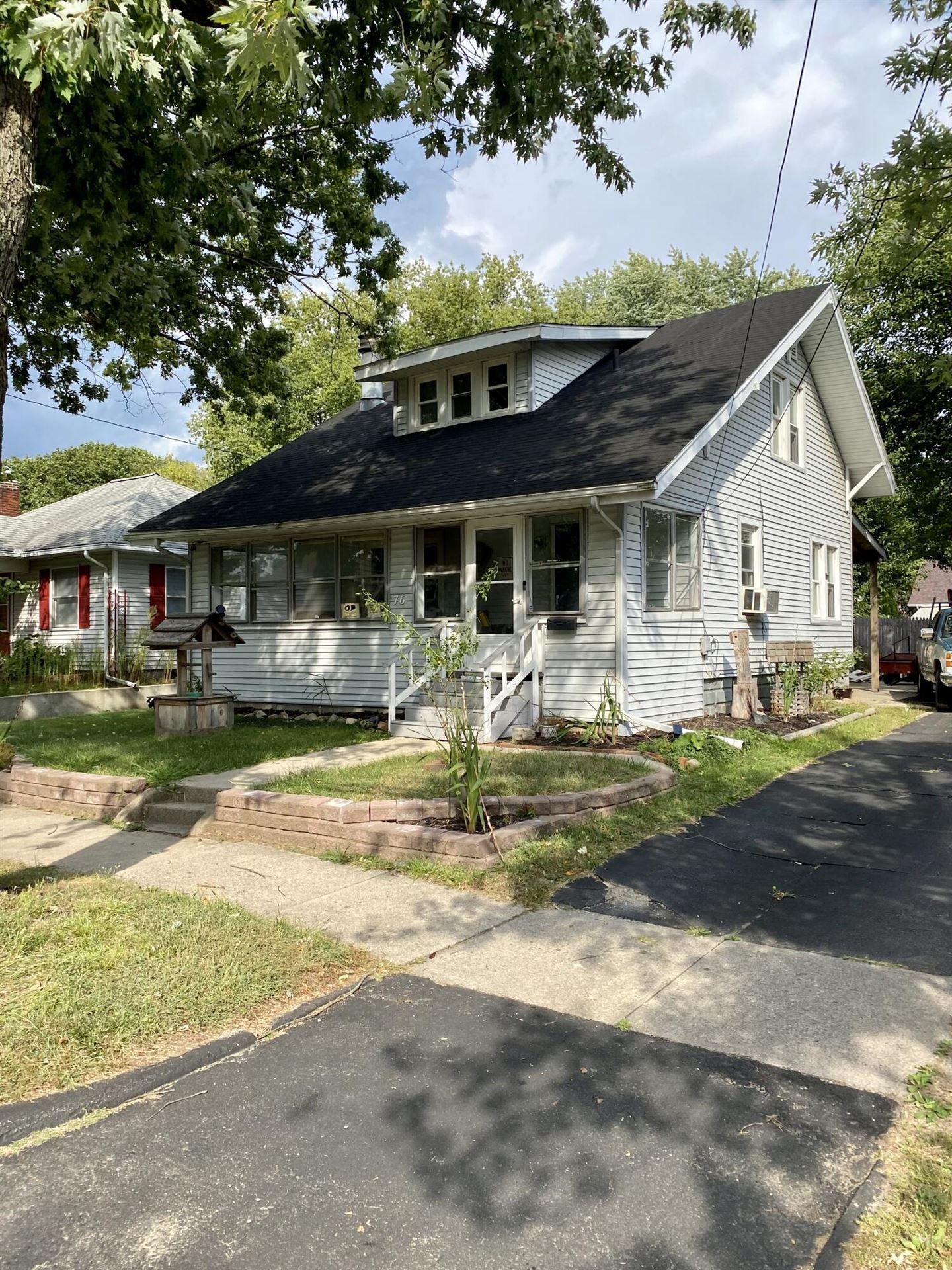 76 E East Ave N, Battle Creek, MI 49017 - MLS#: 21105835