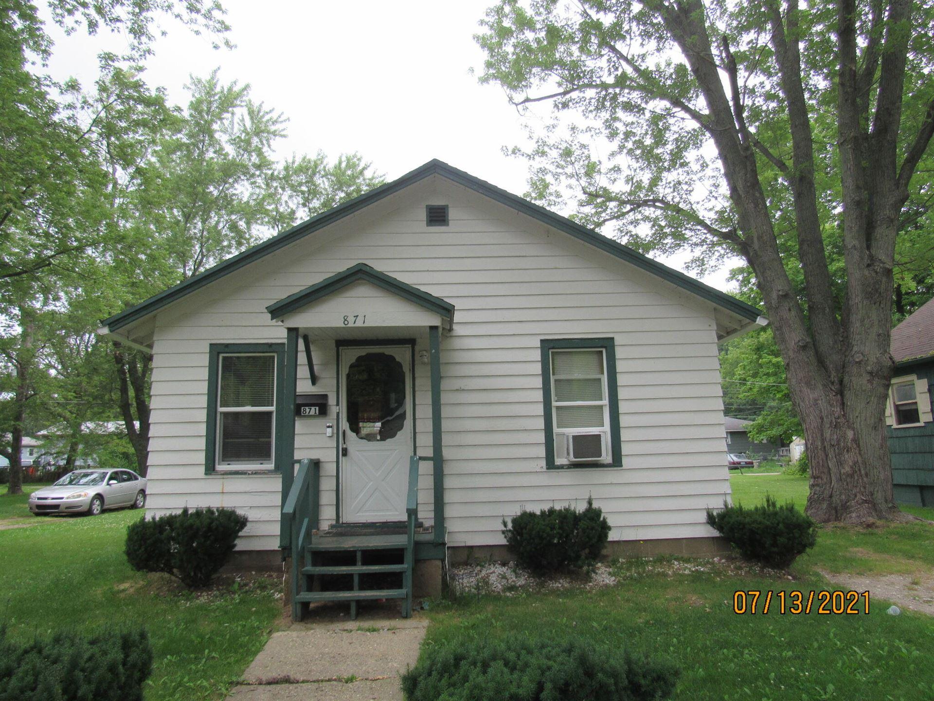871 Wauceda Avenue, Benton Harbor, MI 49022 - MLS#: 21064836
