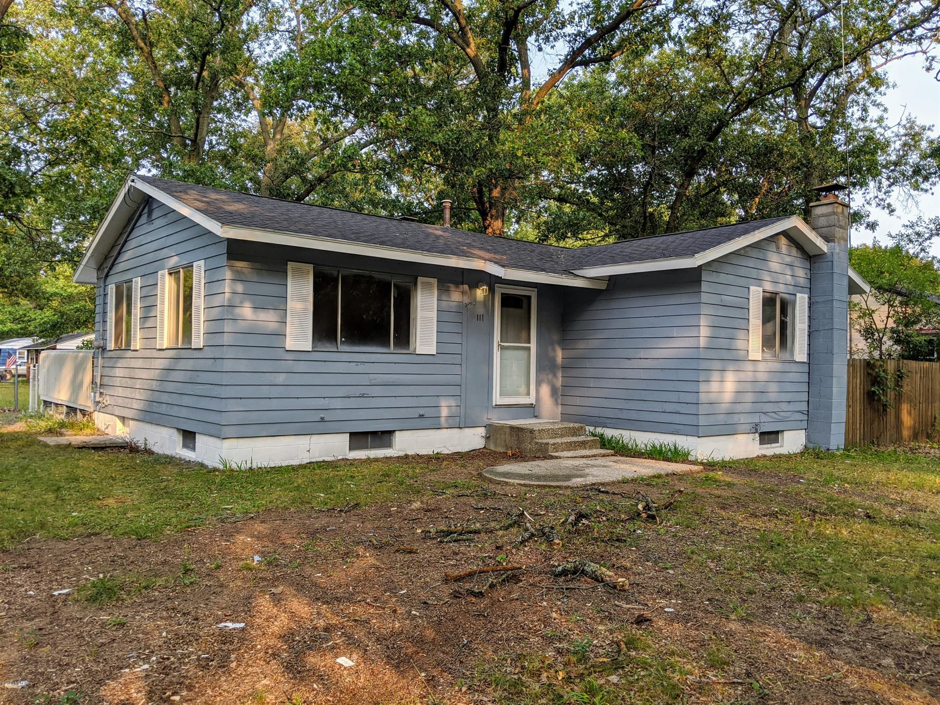 Photo of 111 N Dangl Road, Muskegon, MI 49442 (MLS # 20038840)