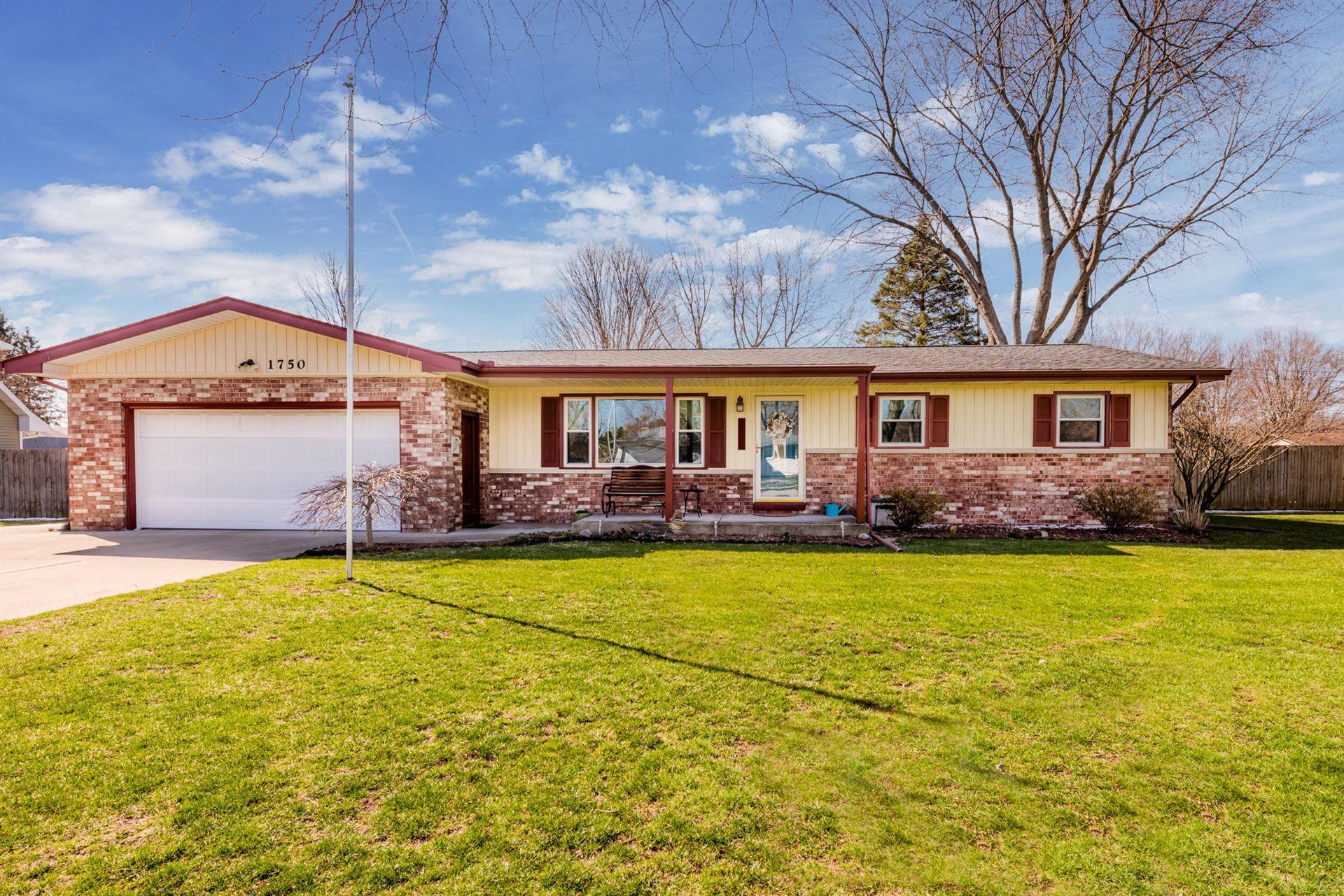 1750 El Dorado Drive, Stevensville, MI 49127 - MLS#: 21010840