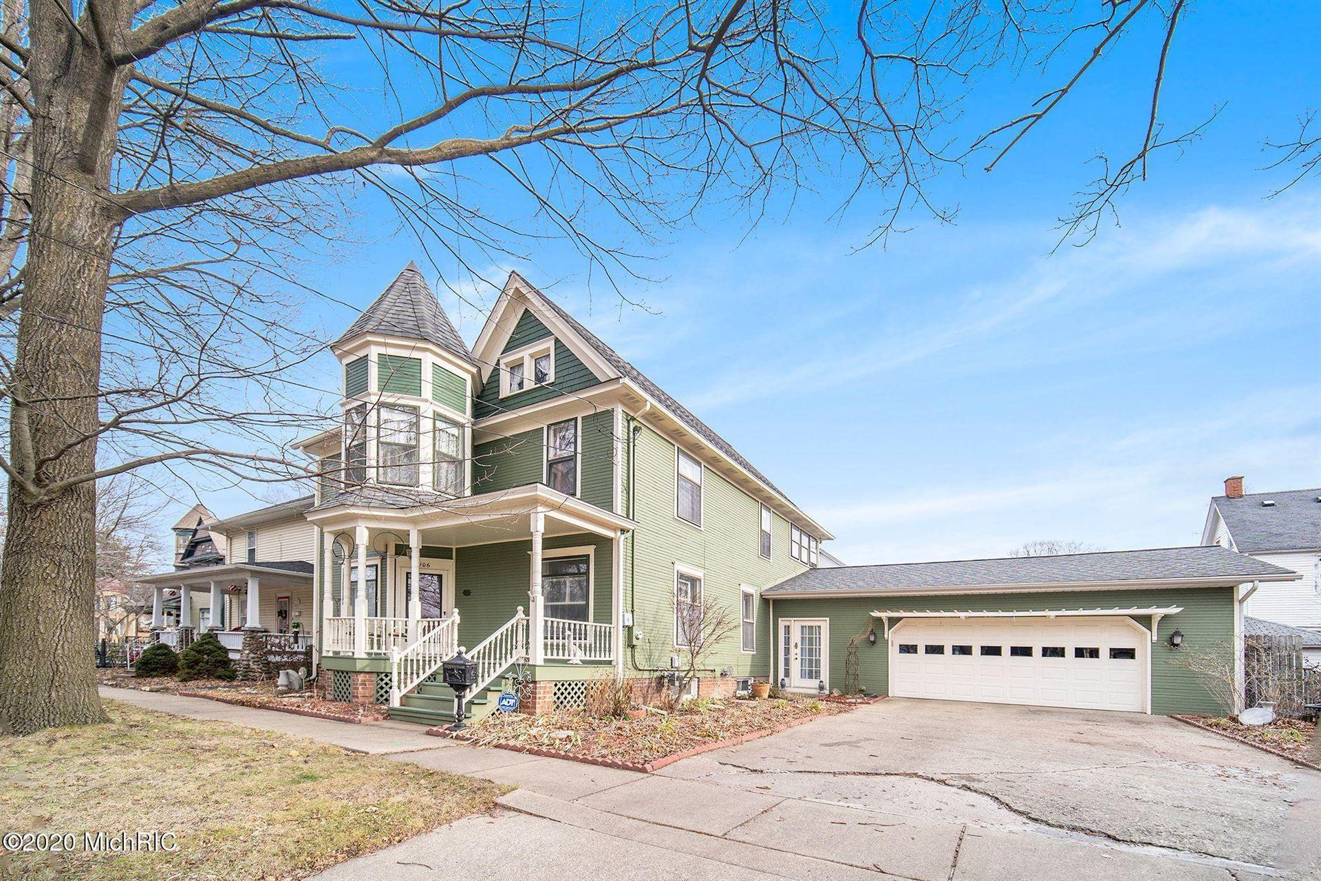 106 N Sycamore Street, Marshall, MI 49068 - MLS#: 20051844