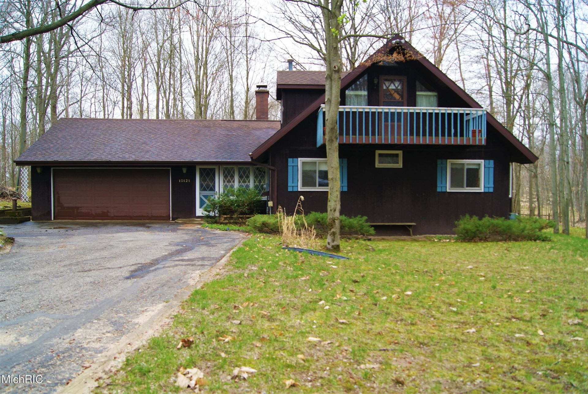 10121 Mountain View Trail, Canadian Lakes, MI 49346 - MLS#: 21013844