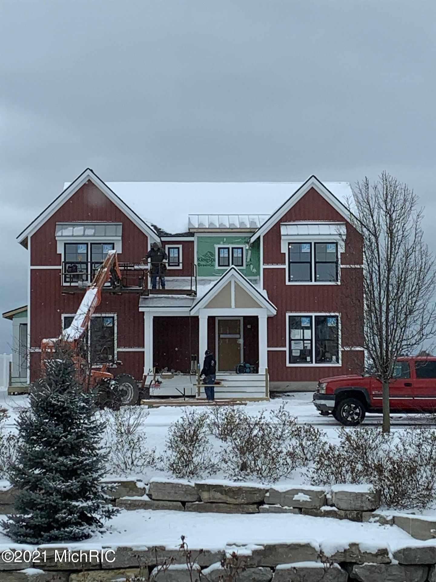 4685 Macatawa Legends Boulevard #34, Holland, MI 49424 - MLS#: 21001845