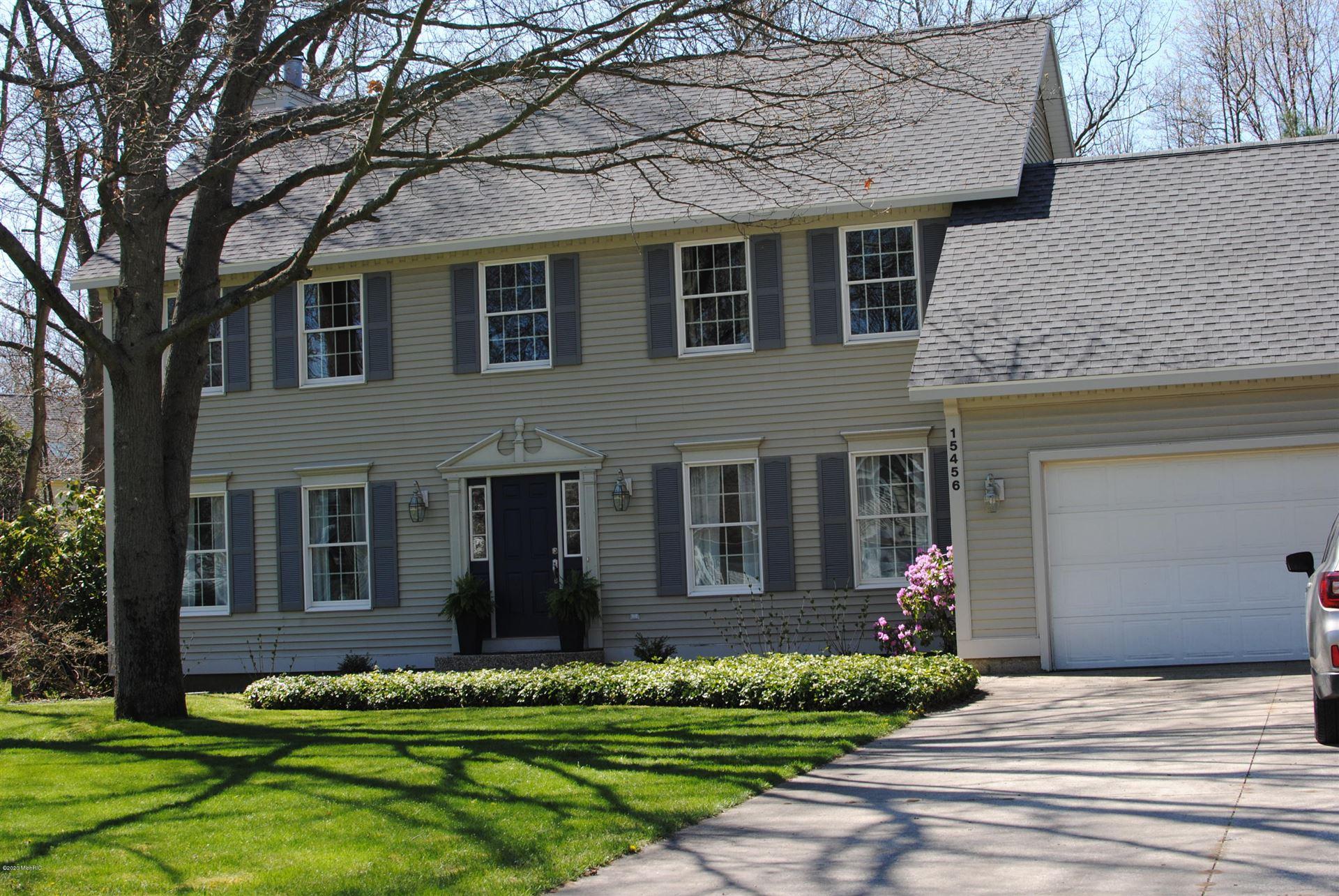 15456 Royal Oak Drive, Grand Haven, MI 49417 - #: 20015848