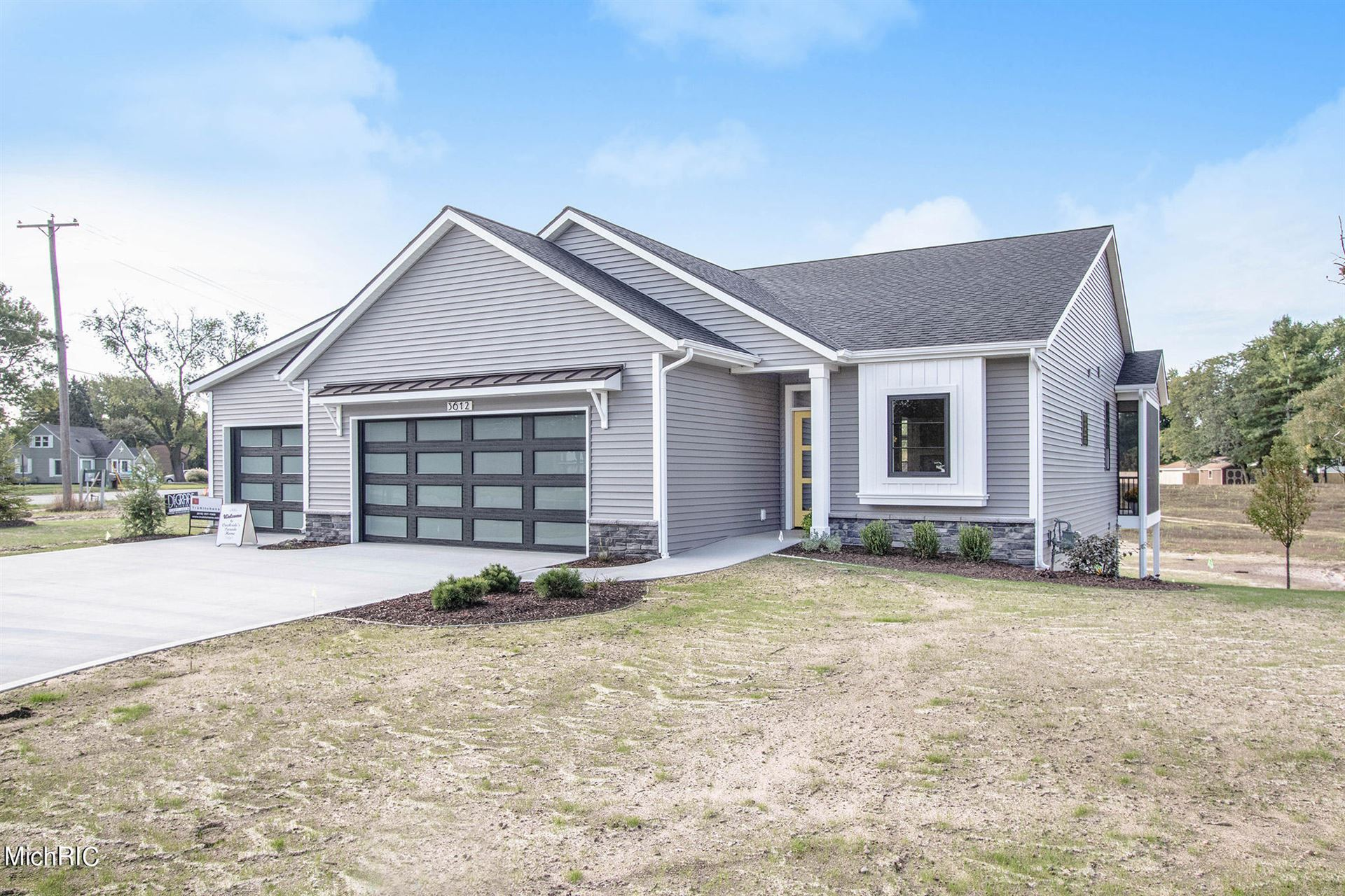 5761 36th Avenue, Hudsonville, MI 49426 - MLS#: 21005848