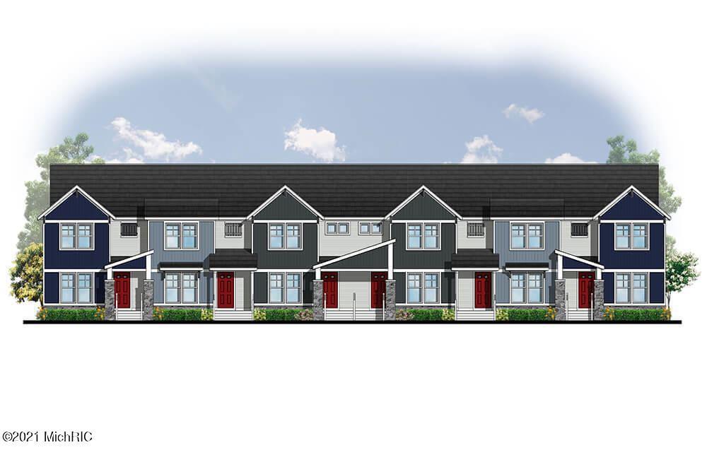 6736 Promenade Street NE #30, Rockford, MI 49341 - MLS#: 21001851