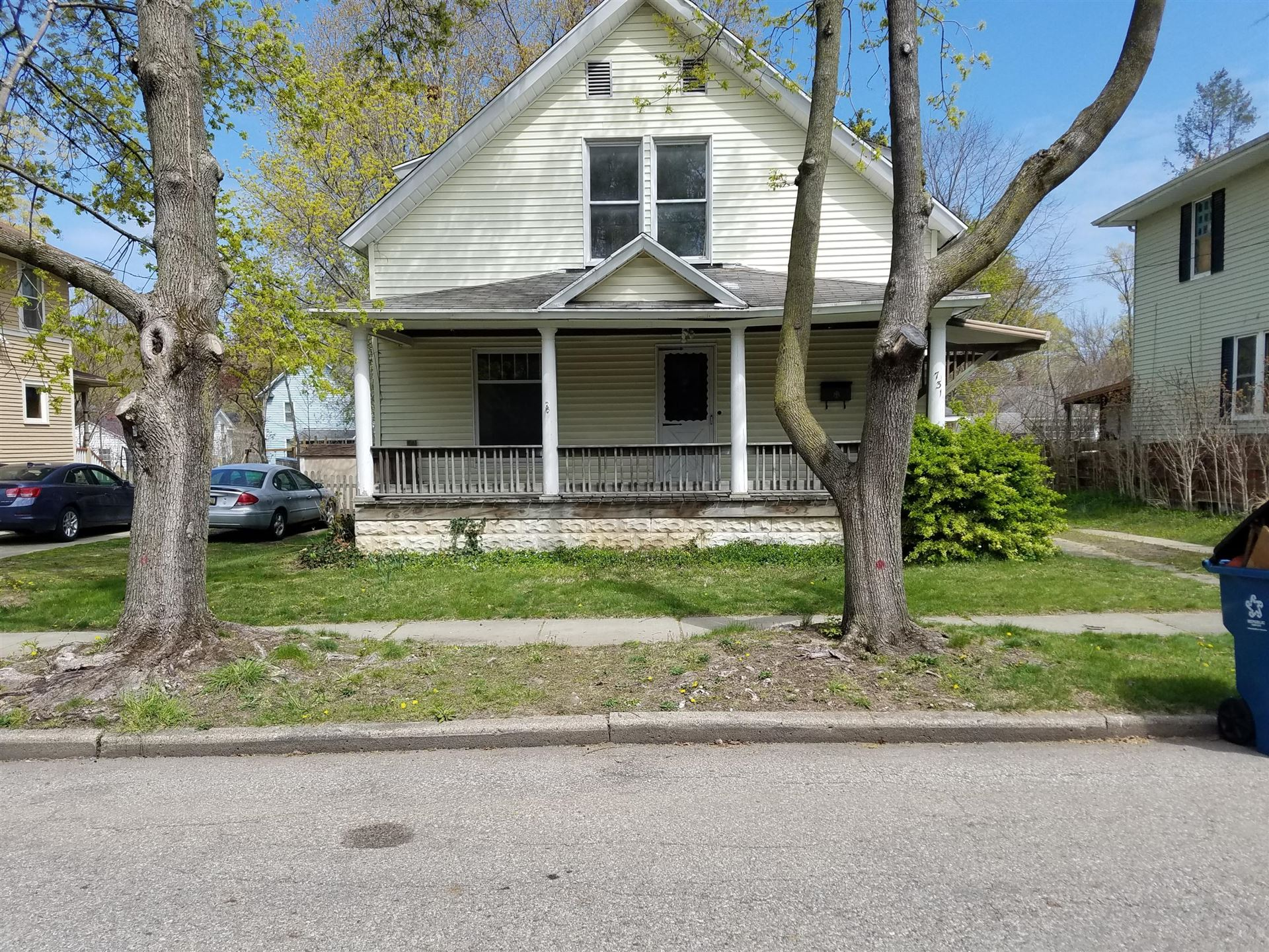 731 Maple Street, Niles, MI 49120 - MLS#: 21013855