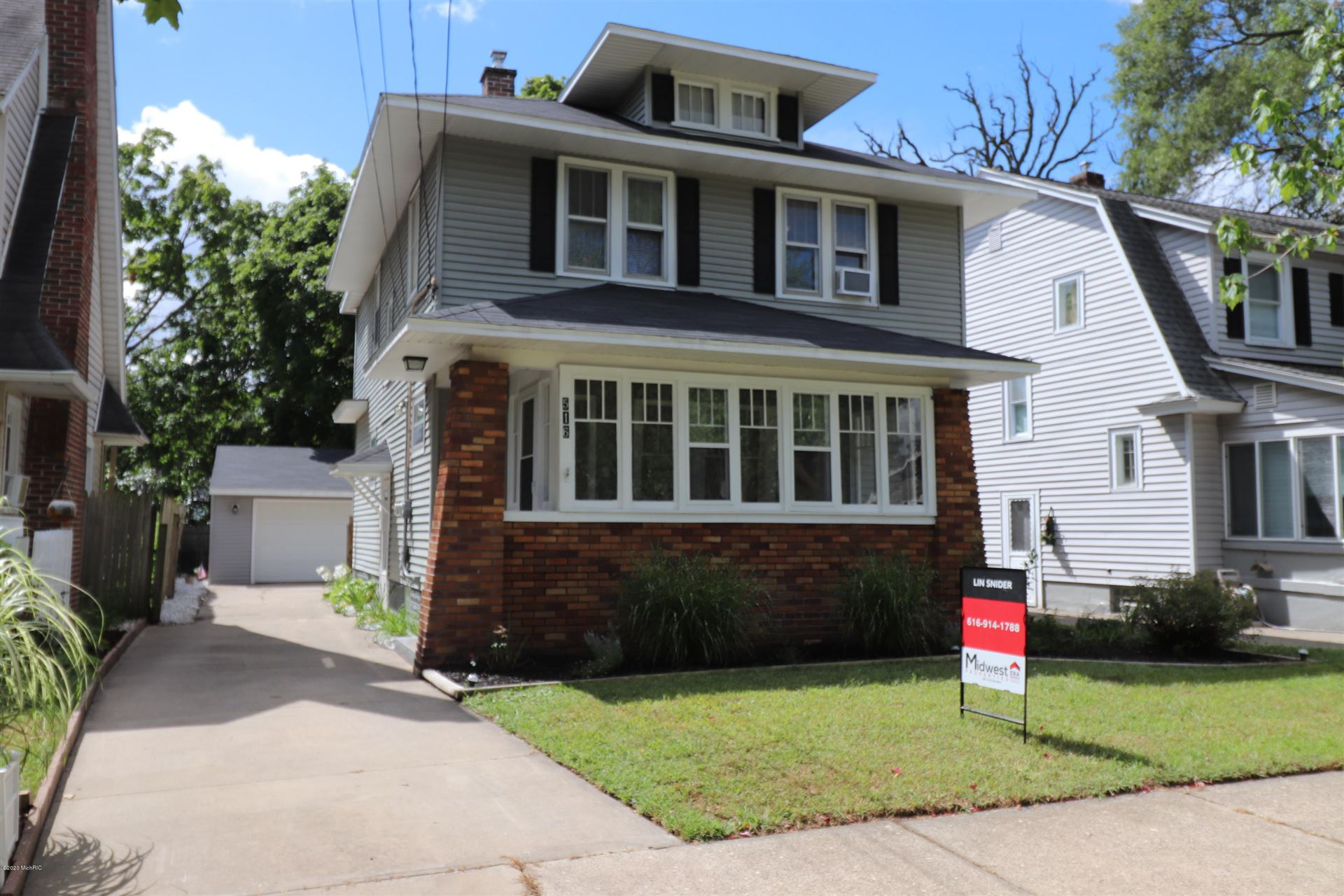 516 Storrs Street SE, Grand Rapids, MI 49507 - MLS#: 20035857
