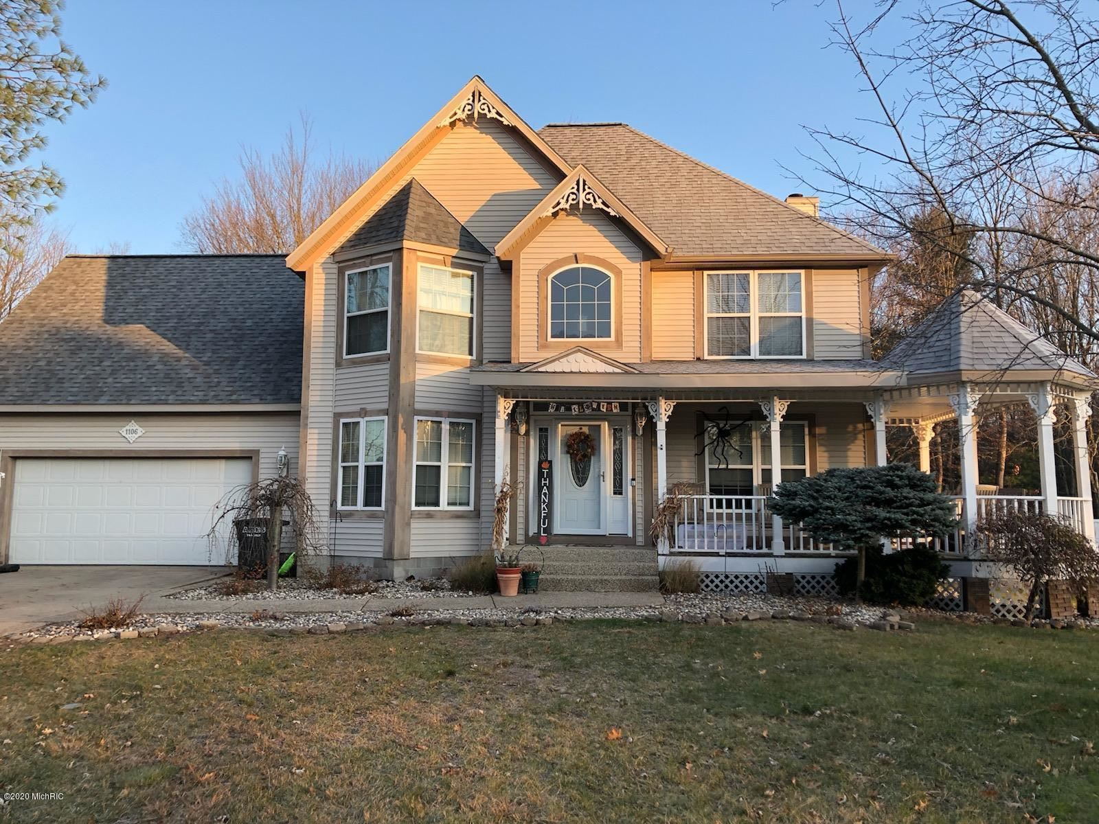 1106 Brookway Court, Norton Shores, MI 49441 - MLS#: 20047859
