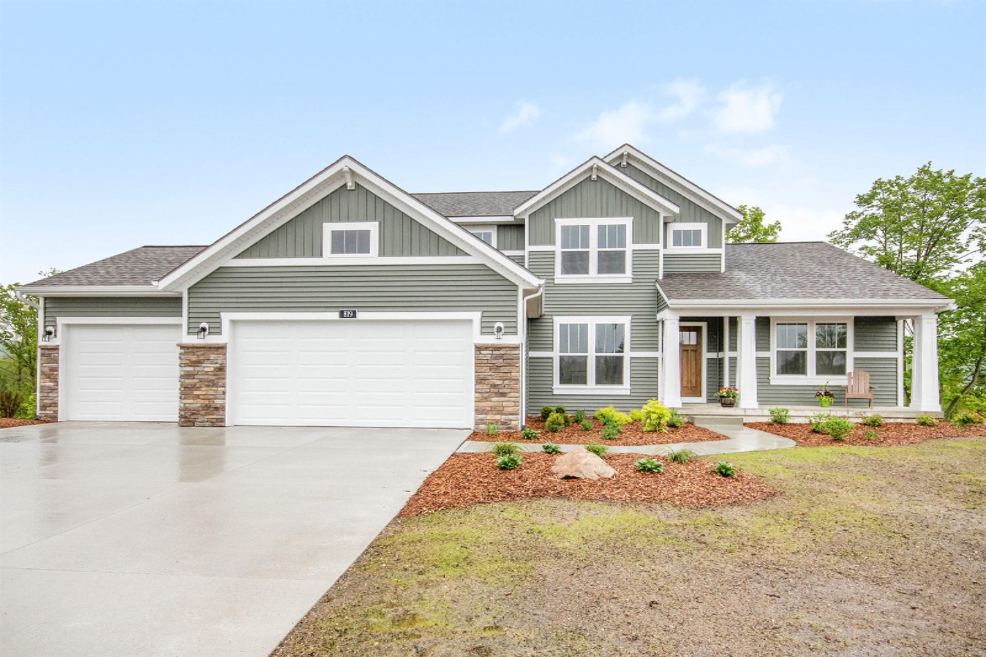 819 Water Ridge Drive SE, Byron Center, MI 49315 - MLS#: 19006860