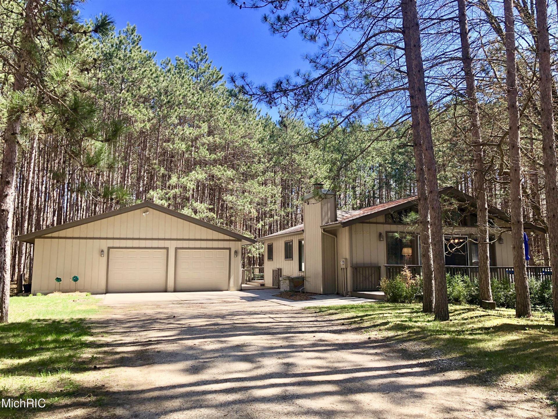 12390 Pine Mesa Drive, Canadian Lakes, MI 49346 - MLS#: 21012867