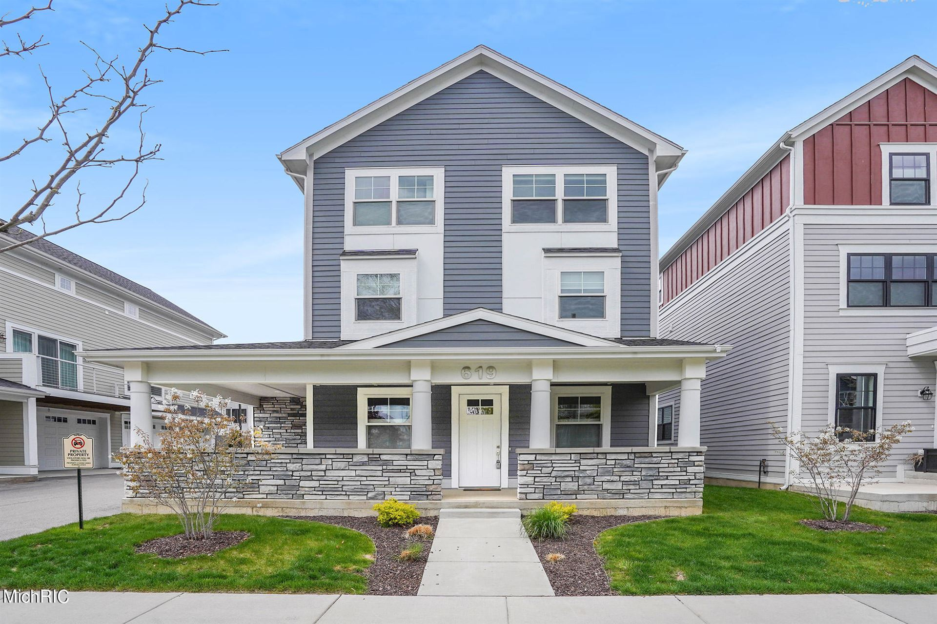 619 Fairview Avenue NE #1, Grand Rapids, MI 49503 - MLS#: 21002874