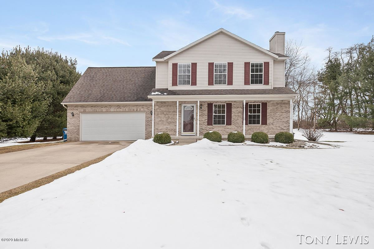 Photo of 4583 Rose View Court SE, Ada, MI 49301 (MLS # 20006877)