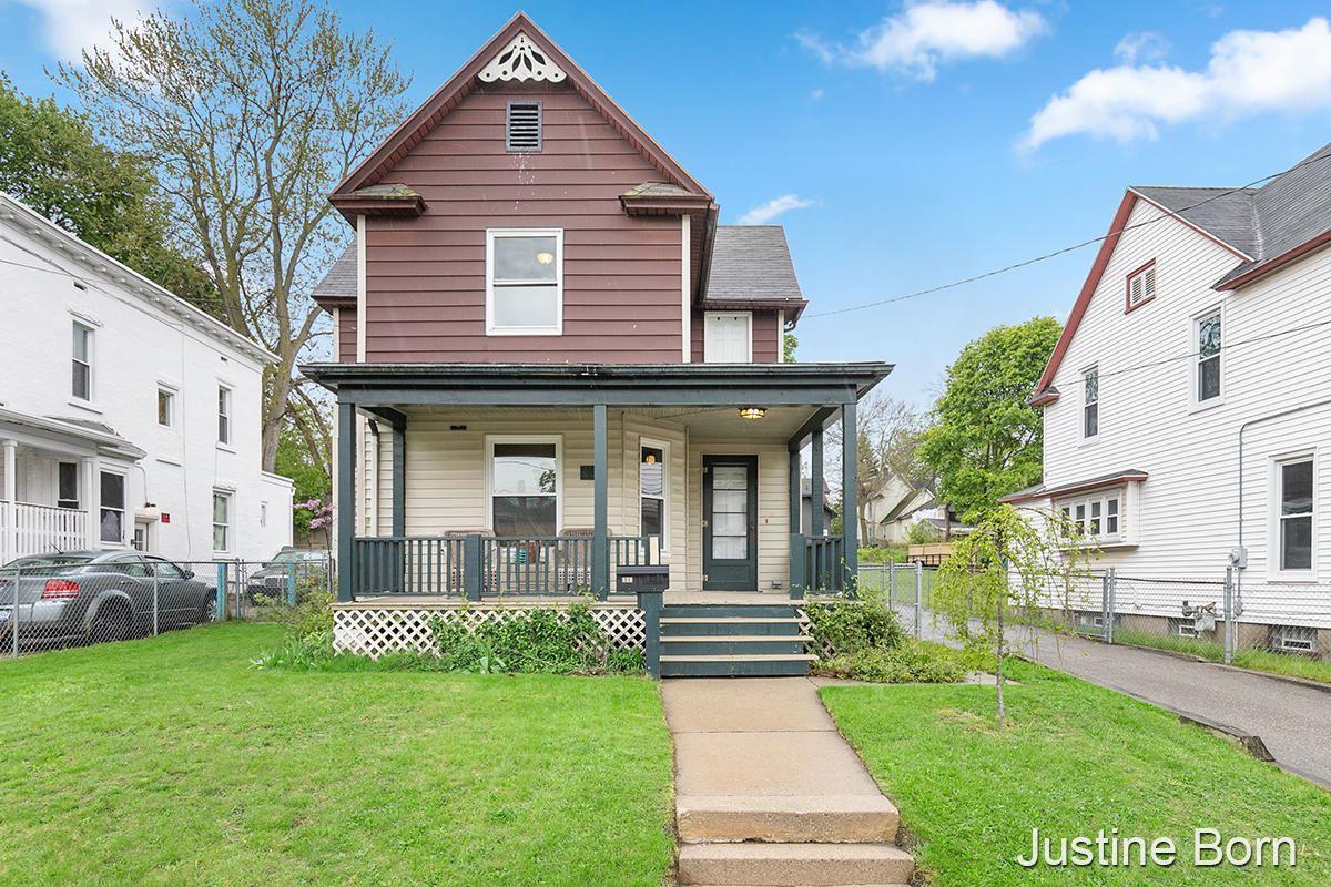 830 Sherman Street SE, Grand Rapids, MI 49506 - MLS#: 21016878