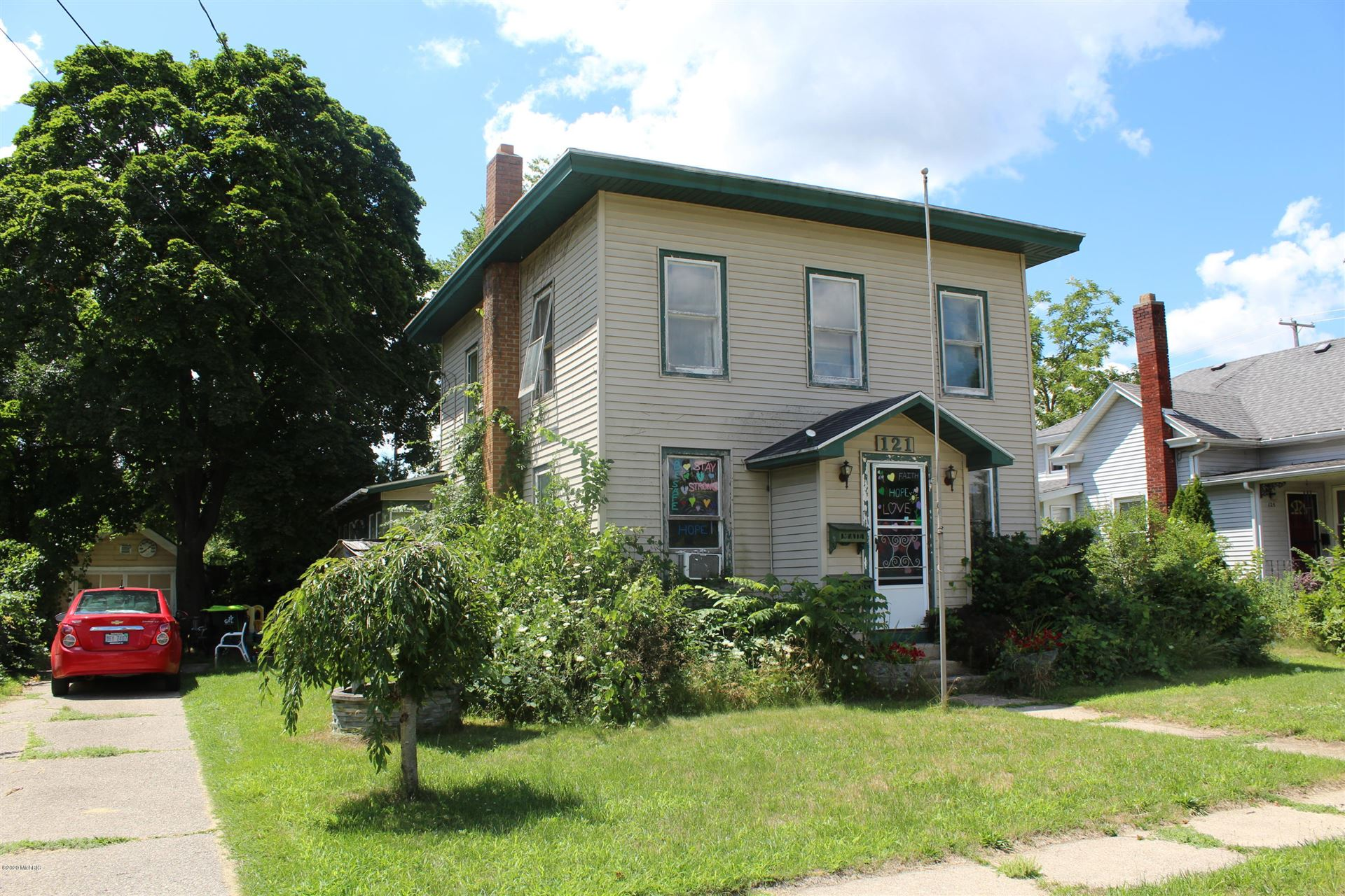121 W Gibson Drive, Greenville, MI 48838 - MLS#: 20030882