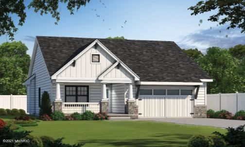 654 Swan River Drive, Benton Harbor, MI 49022 - MLS#: 21002883