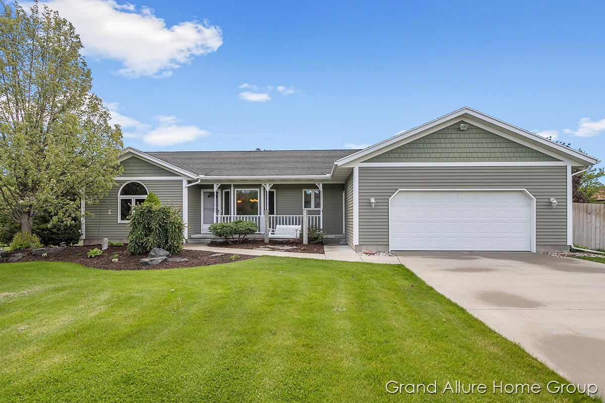 3256 Cityview Court, Hudsonville, MI 49426 - MLS#: 21016884